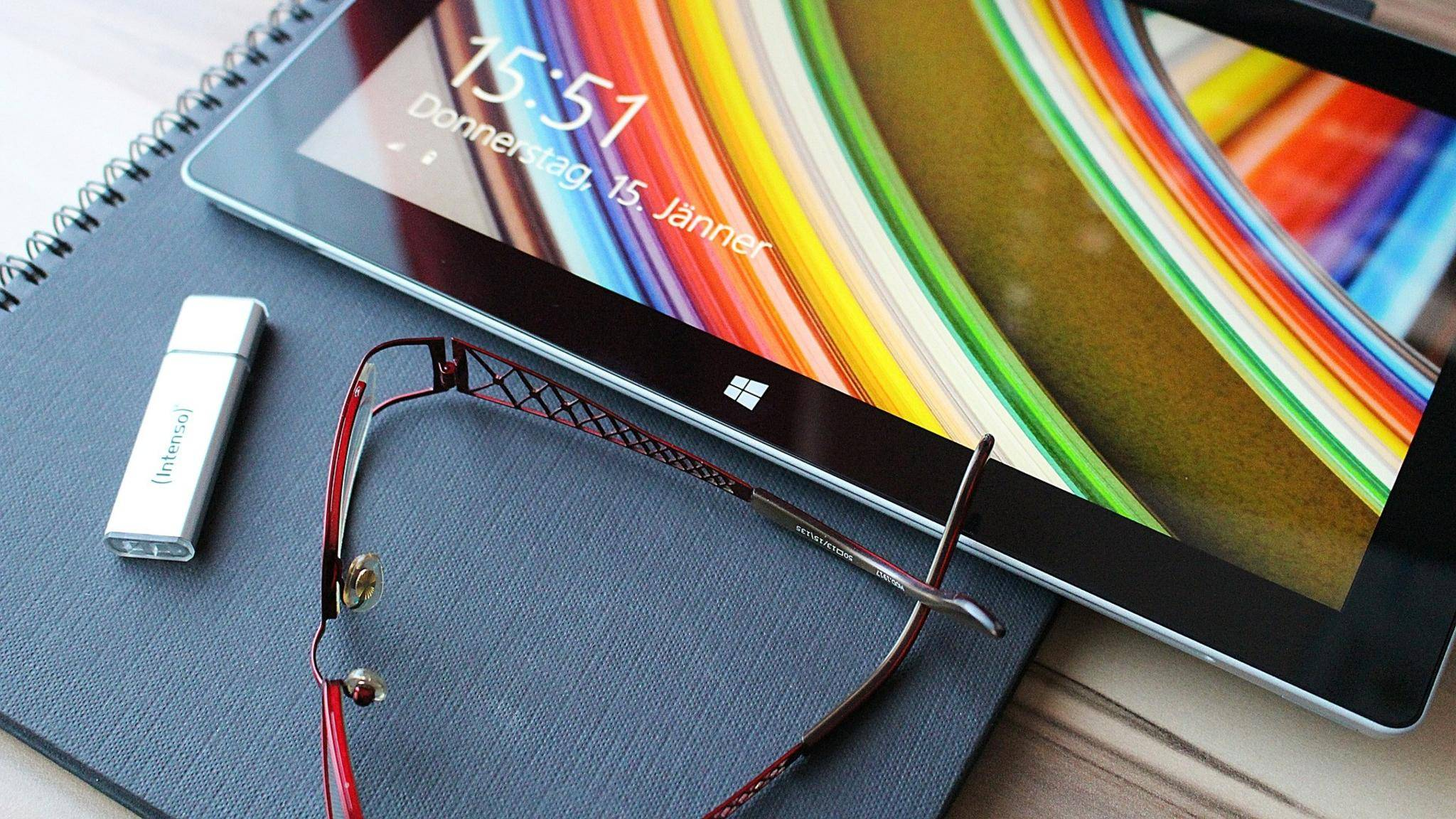 Die Portable Apps kannst Du von einem USB-Stick starten.