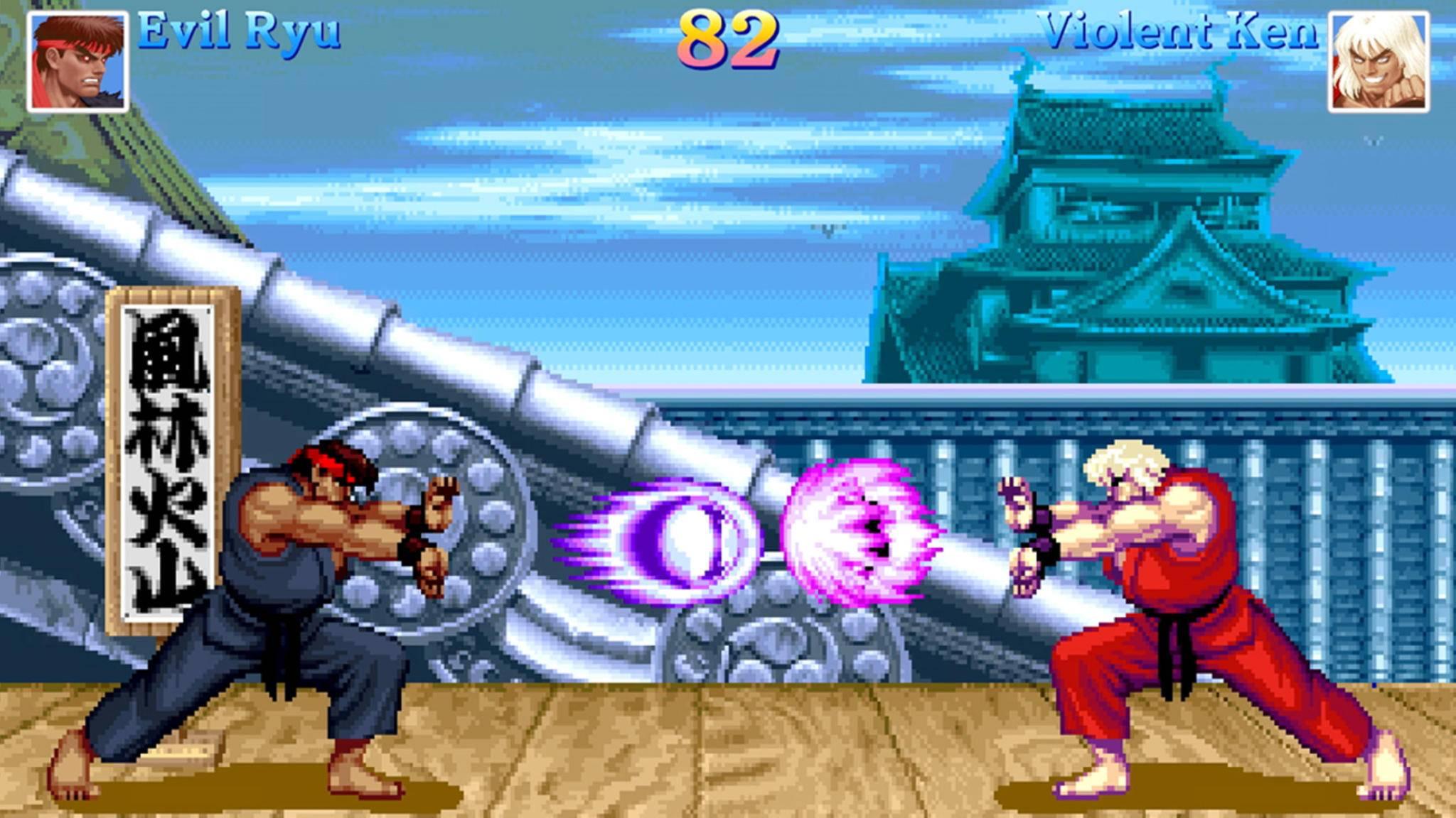 """""""Ultra Street Fighter 2"""": Neben neuen Figuren wird es auch einen First-Person-Modus geben."""