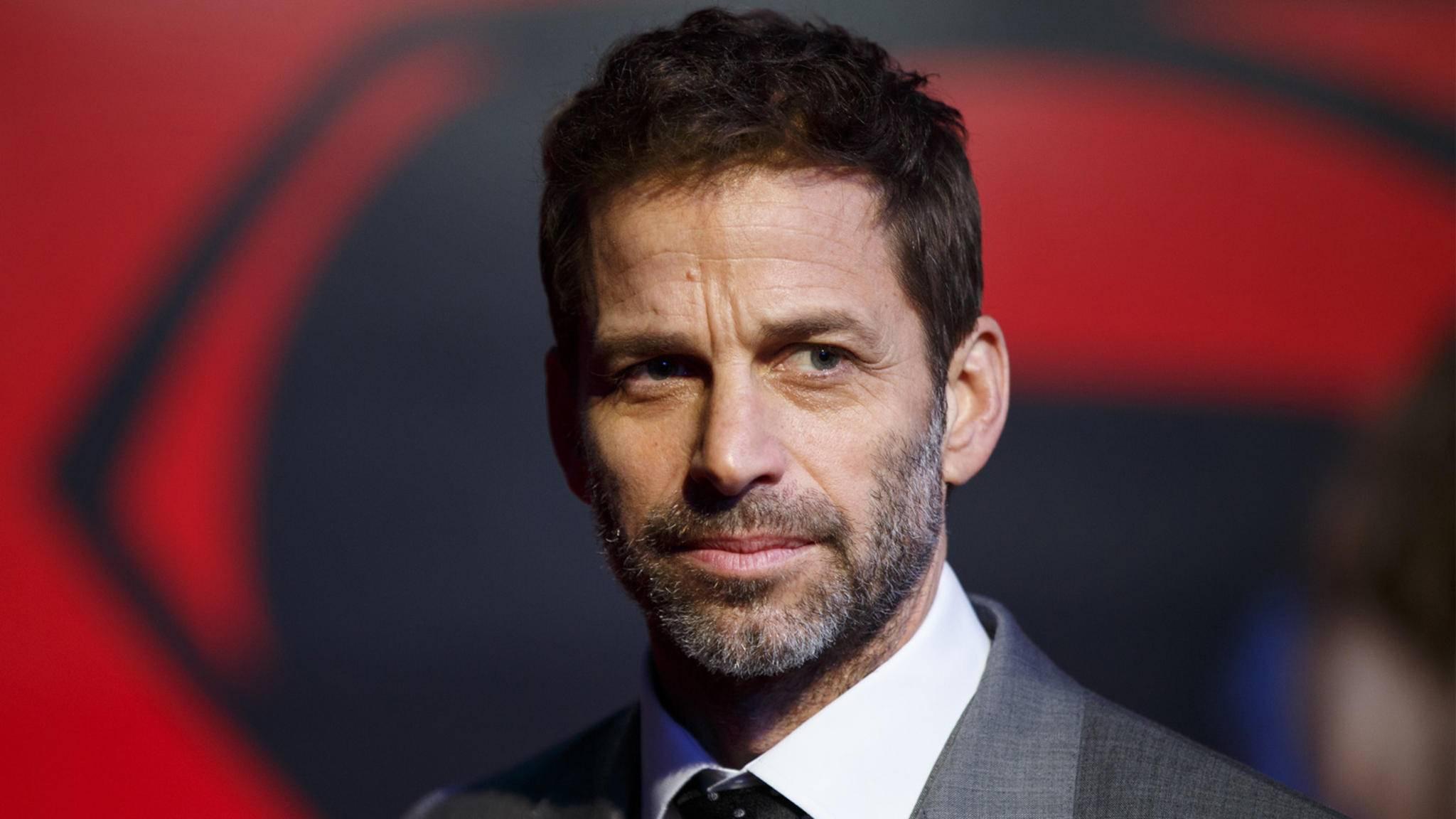 """Sitzt Zack Snyder nach """"Man of Steel"""", """"Batman v Superman"""" und """"Justice League"""" bald auch bei """"Batman"""" auf dem Regiestuhl?"""