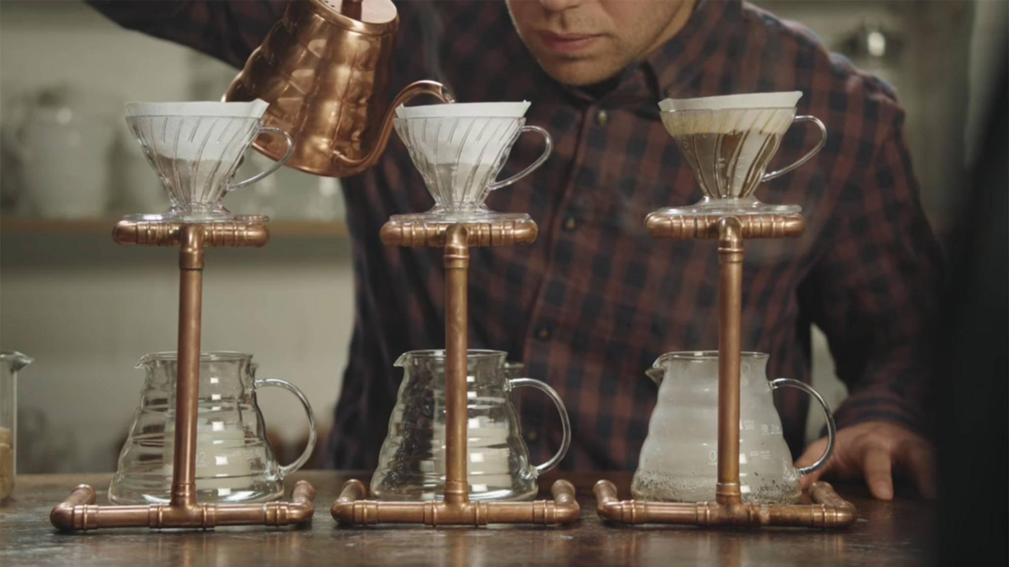 Mit Langsamkeit und Sorgfalt zum richtig guten Kaffee? McDonald's glaubt, dass das auch schneller geht.