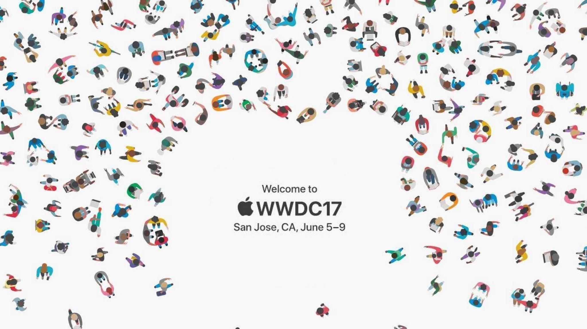 Die WWDC 2017 wird am 5. Juni starten.