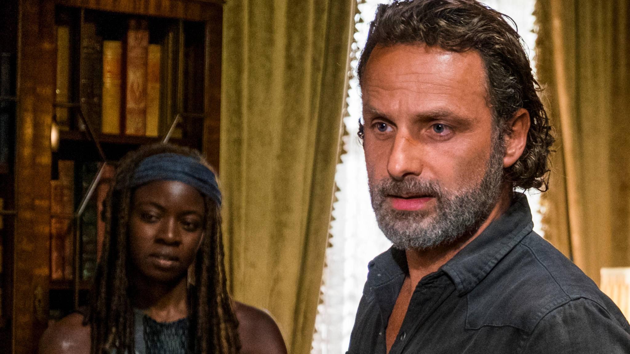 """Neue Featurette zu """"The Walking Dead""""."""