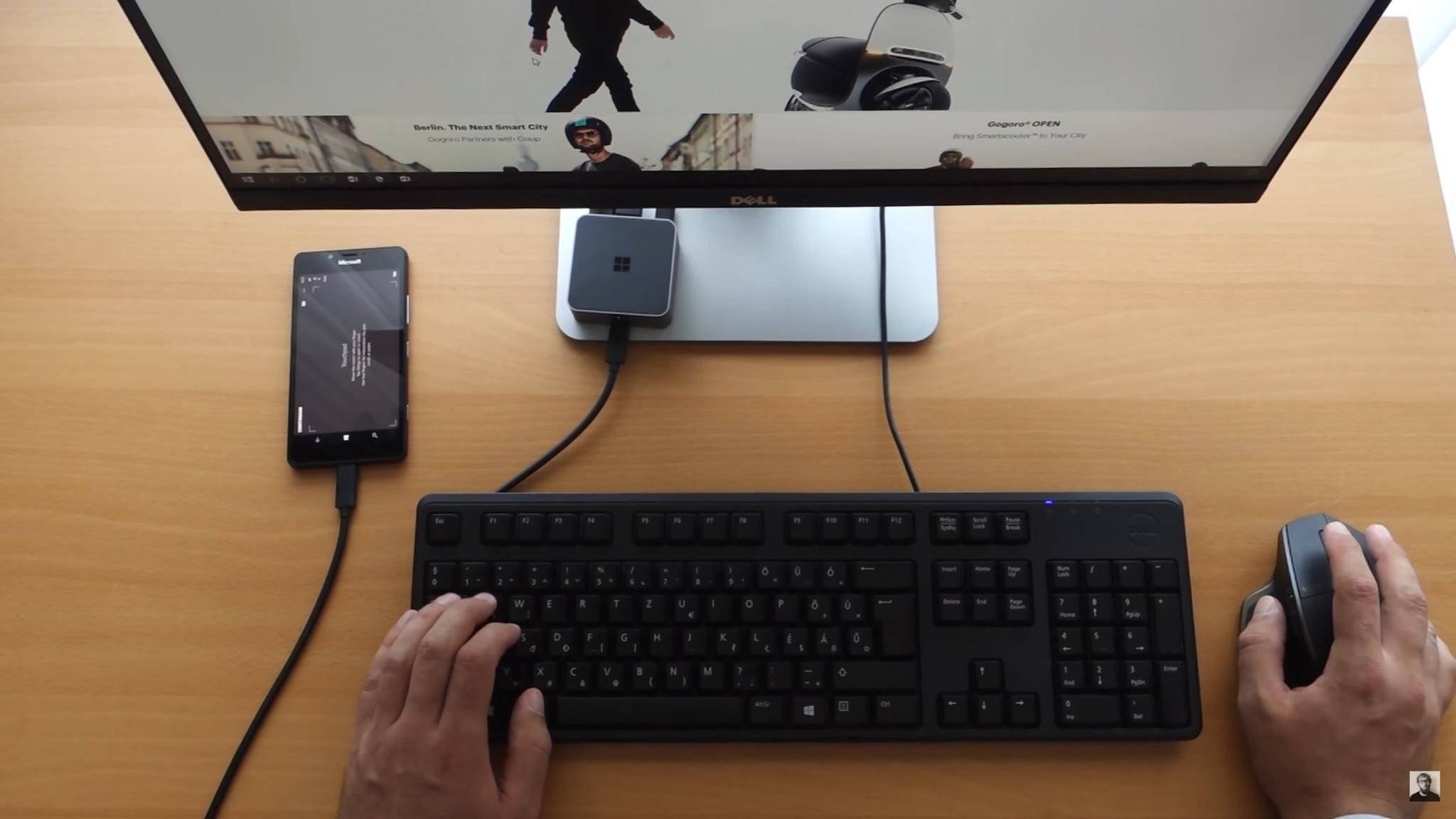 Offenbar soll Continuum für zukünftige Windows-Smartphones eine entscheidende Rolle spielen.