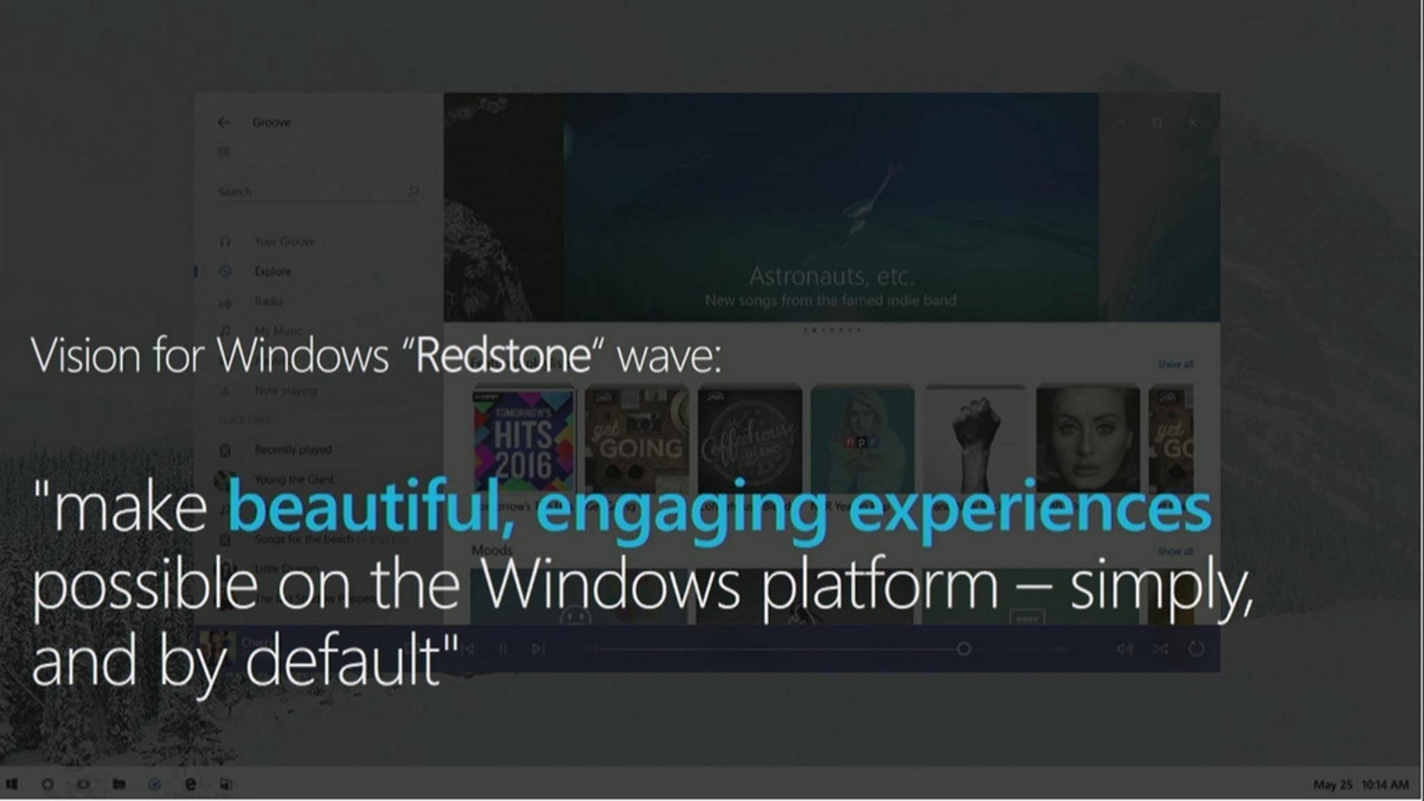 Windows 10 Neon