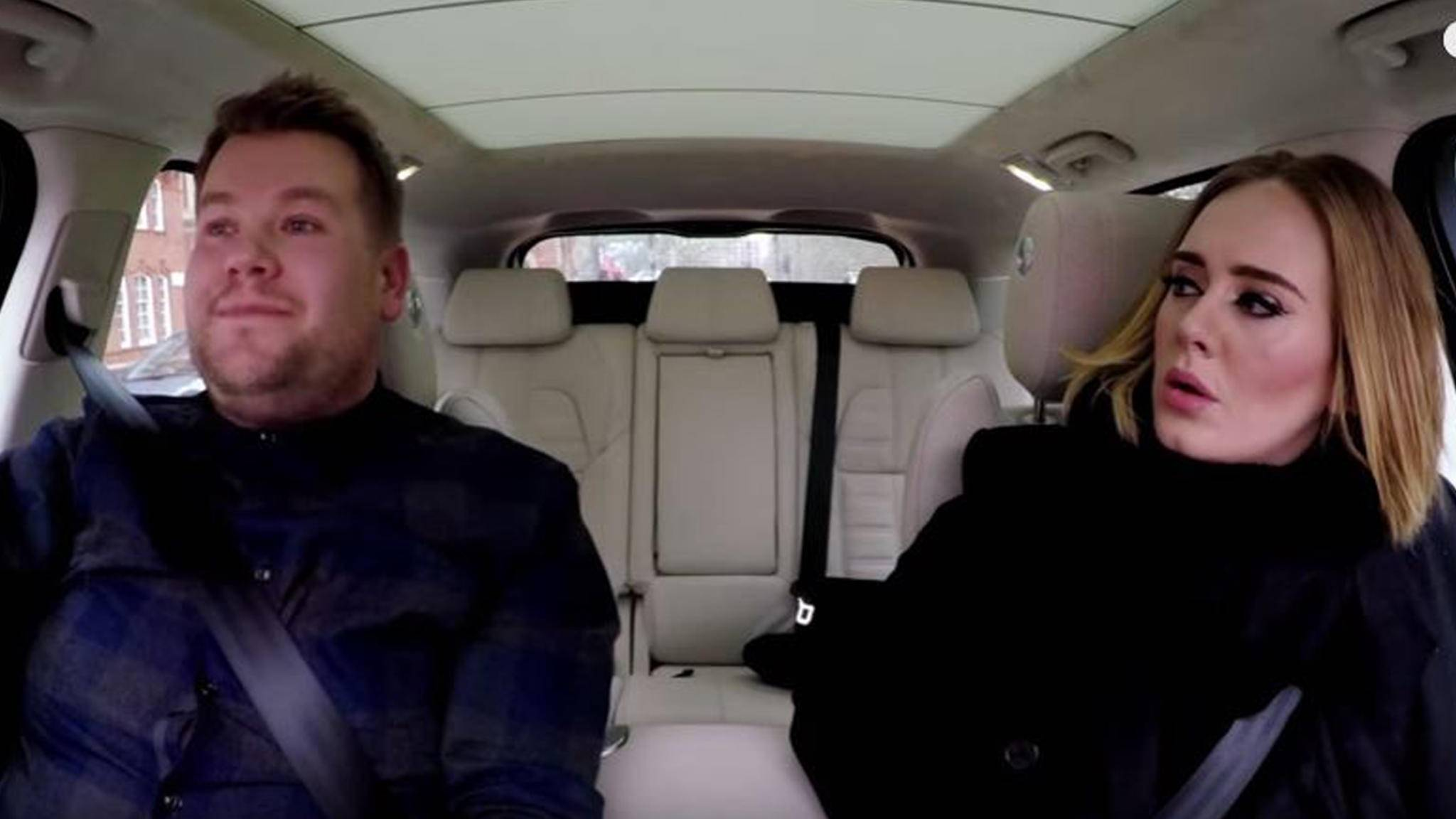 "James Corden machte ""Carpool Karaoke"" zum Kult."