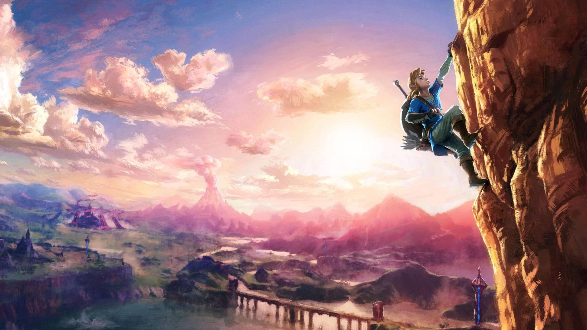 """""""Zelda""""-DLC im Anmarsch: Neue Abenteuer warten auf Link."""