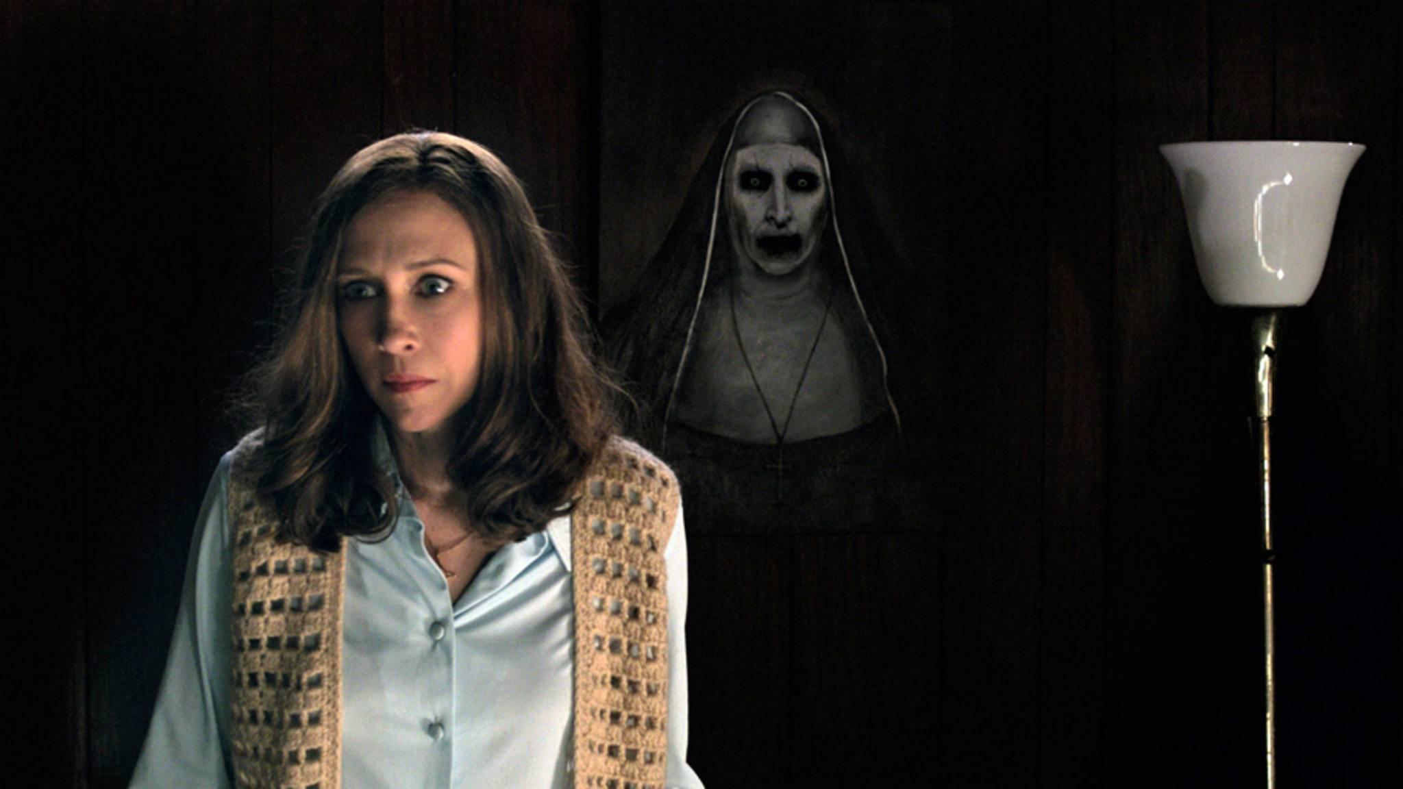 """In """"The Nun"""" steht die dämonische Nonne aus """"The Conjuring 2"""" im Mittelpunkt."""