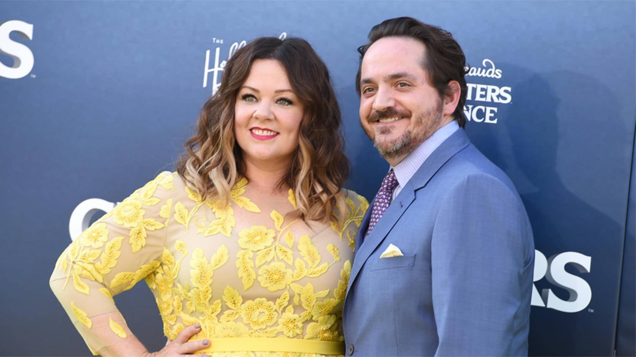 Auch beruflich ein gutes Team: Melissa McCarthy und Ben Falcone gehen unter die Produzenten.