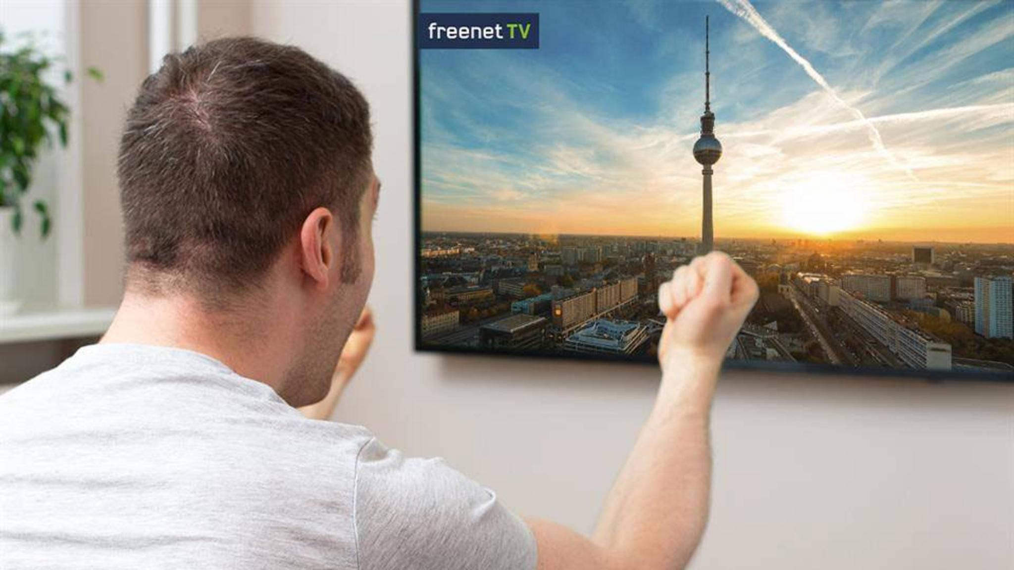Samsung verschenkt im Rahmen einer Aktion sechs Monate lang Full-HD-Empfang über DVB-T2.