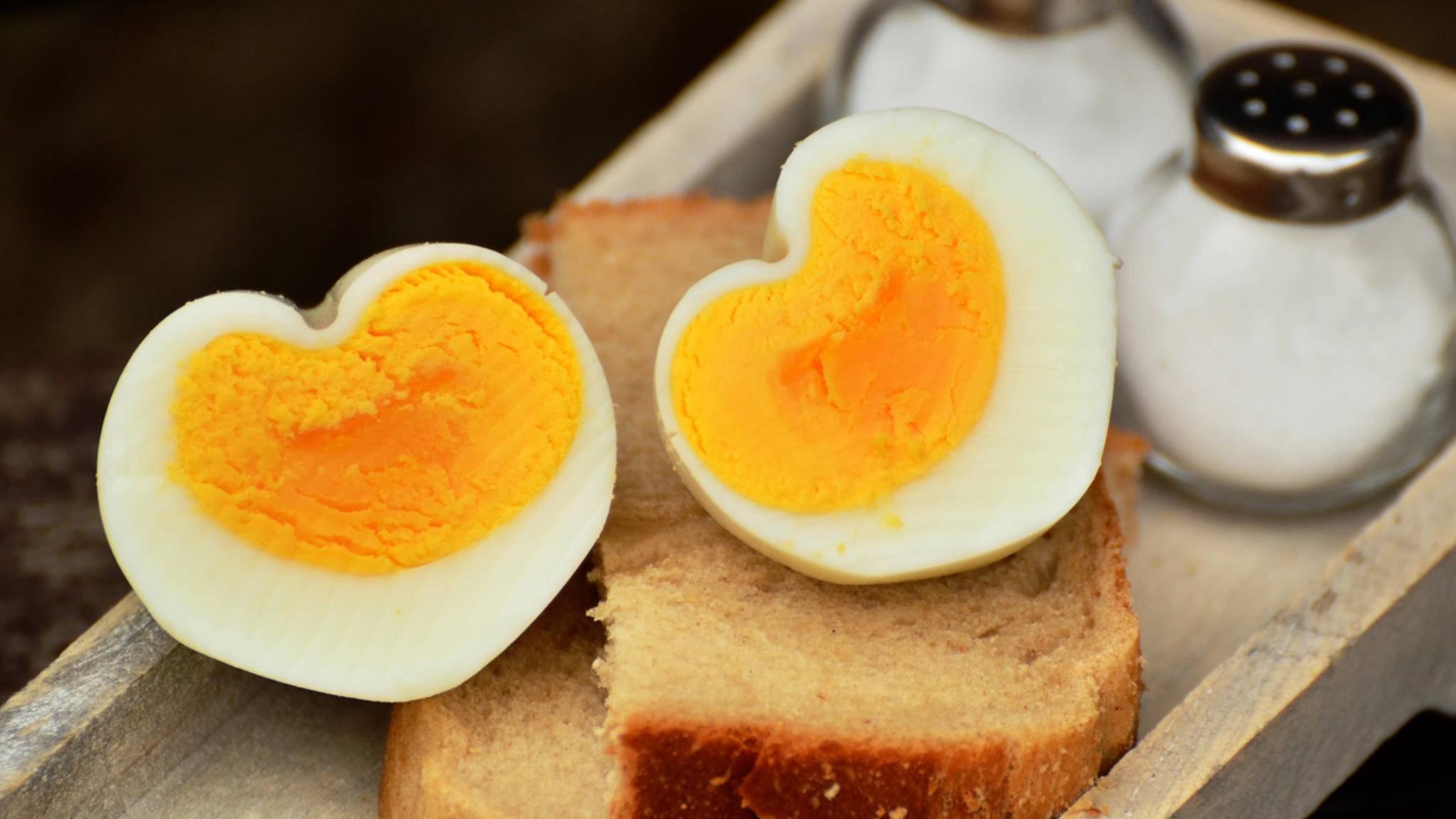 Der Heilige Gral der Frühstückskunst: das perfekte Ei!
