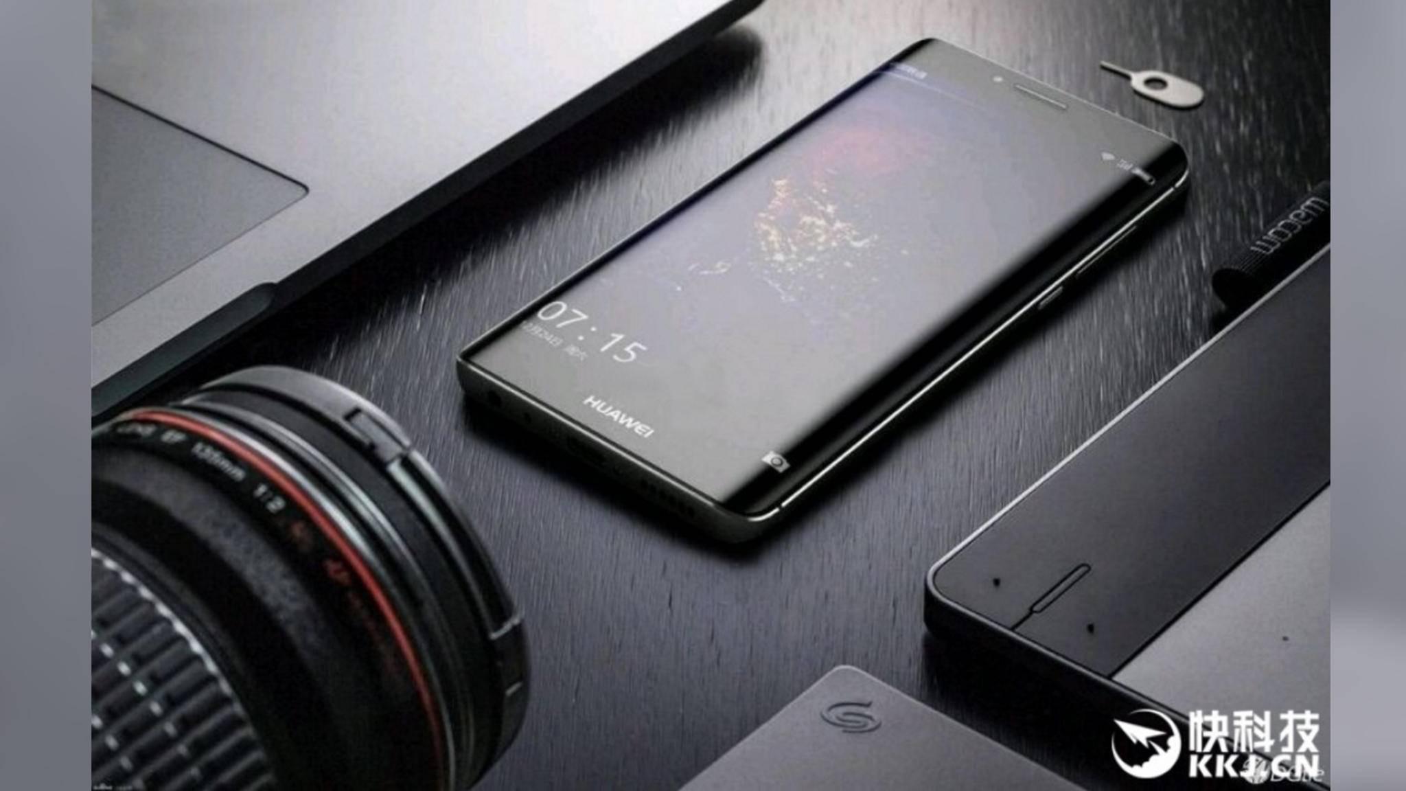Das Huawei P10 Plus wird auf dem MWC 2017 seinen Release feiern können.
