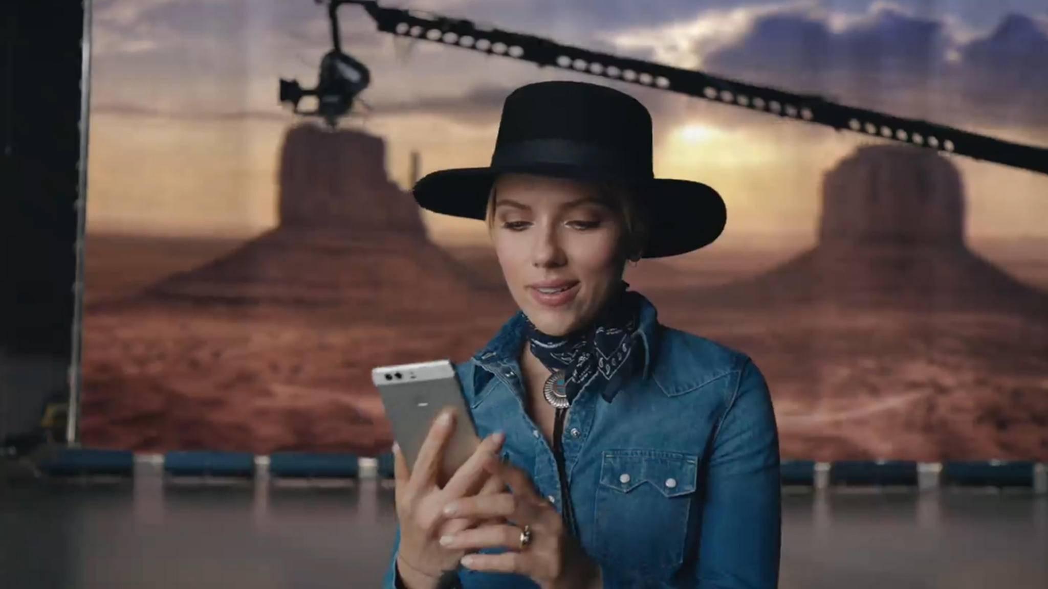 Das Huawei P9