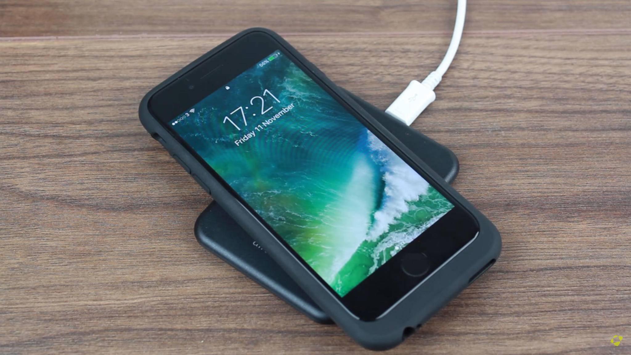 Das brauchst Du, um Dein iPhone 7 fit für Wireless Charging zu machen.
