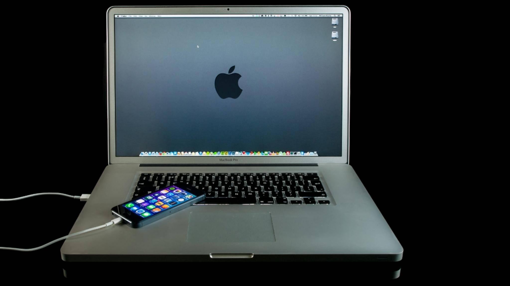 Eine neue Mac-Malware hat es auf iPhone-Backups abgesehen.