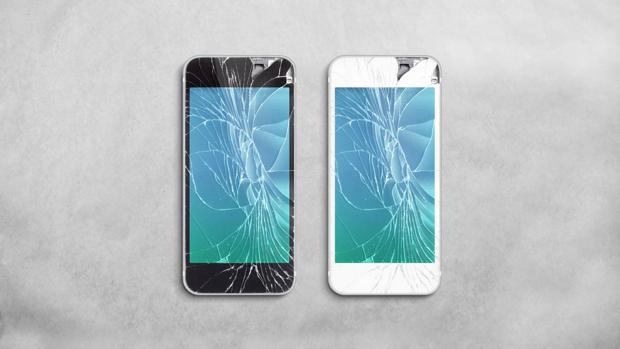 Ein neues Apple-Patent könnte Displayrisse künftig frühzeitig erkennen und melden.