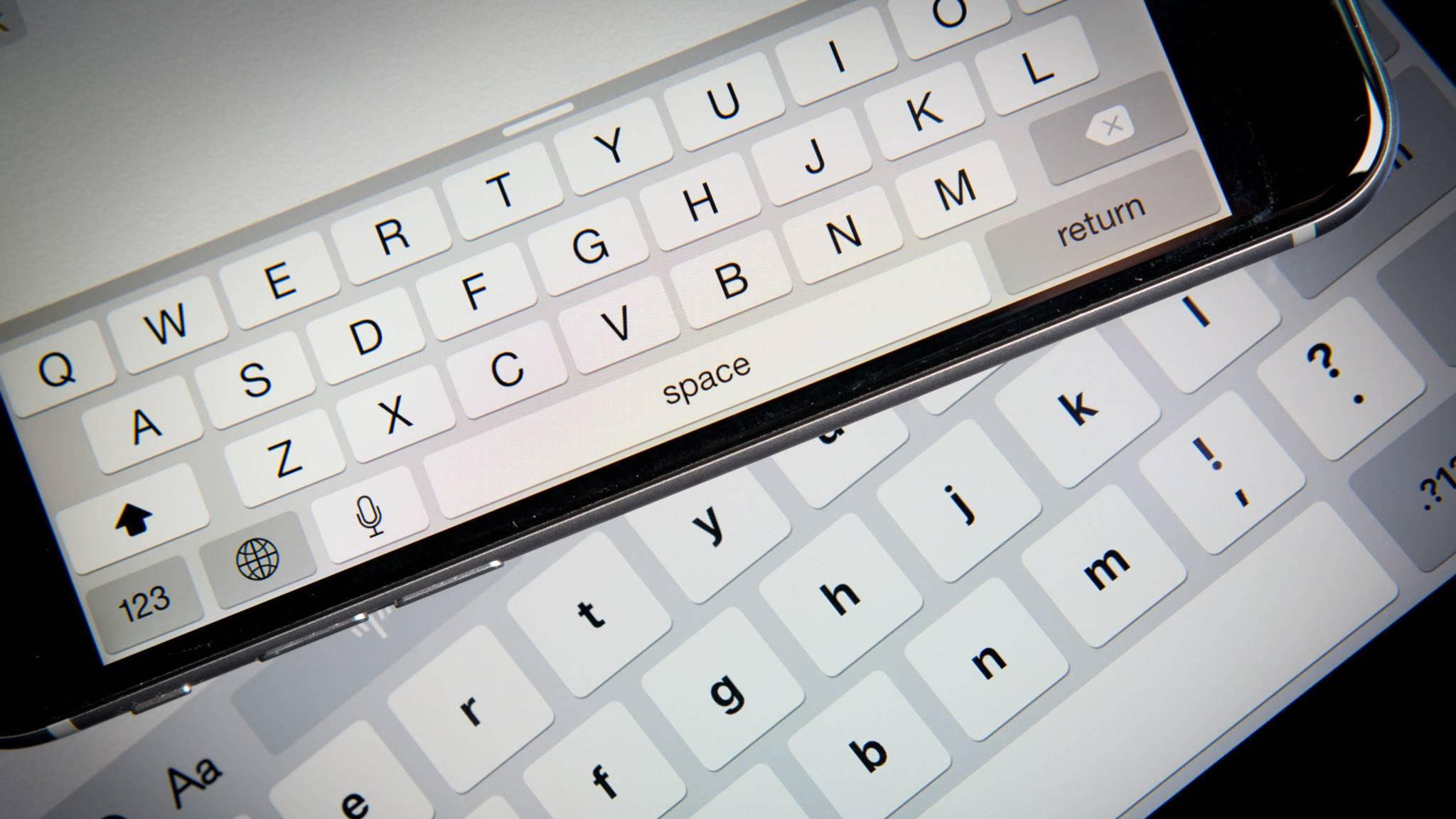 Wir klären alles, was Du zu Sonderzeichen auf der iPhone-Tastatur wissen musst.