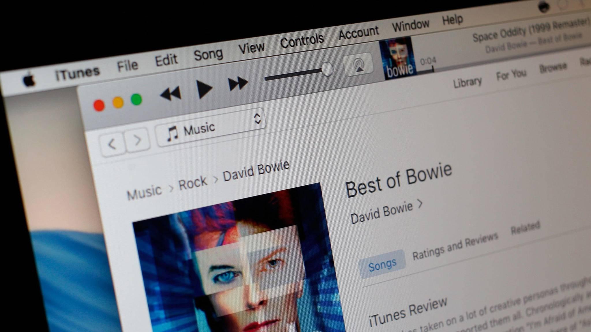Die Software iTunes ist nicht alternativlos.