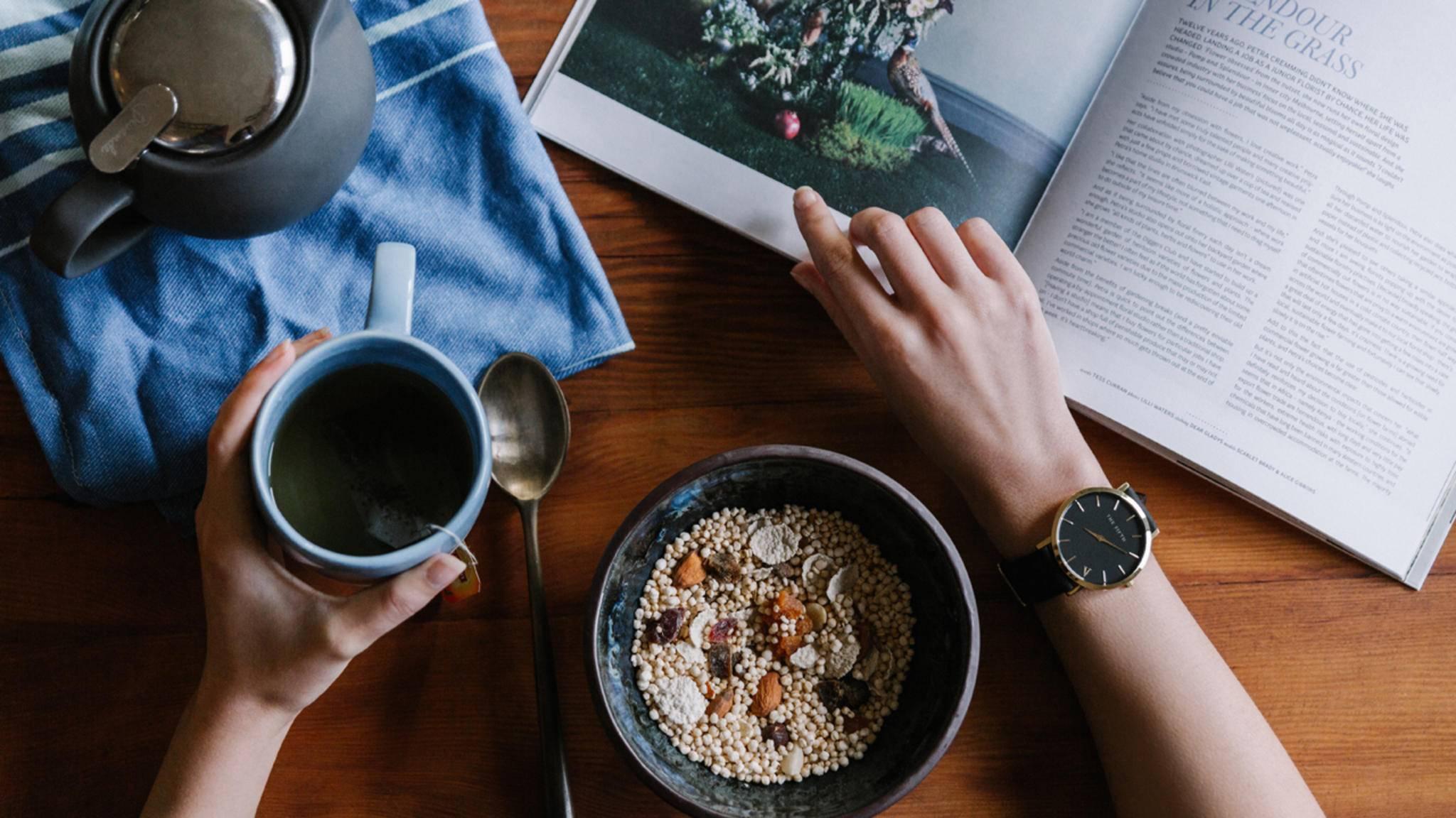 Ein gutes Frühstück ist die Basis für einen guten Tag. Mit unseren Rezepten geht's dazu noch schnell und einfach!