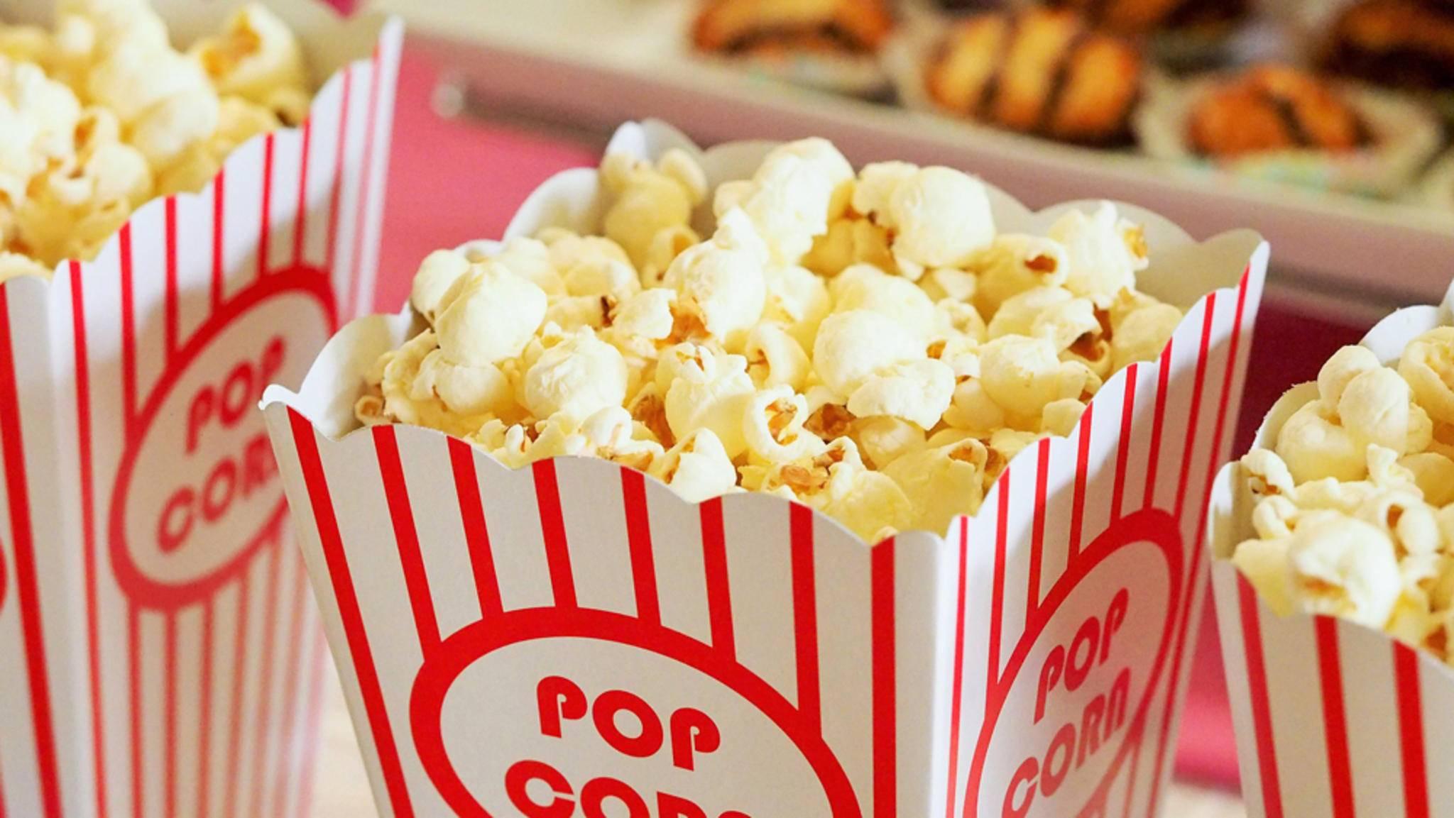 Snack-Klassiker: Popcorn kannst Du in vielen verschiedenen Varianten genießen.
