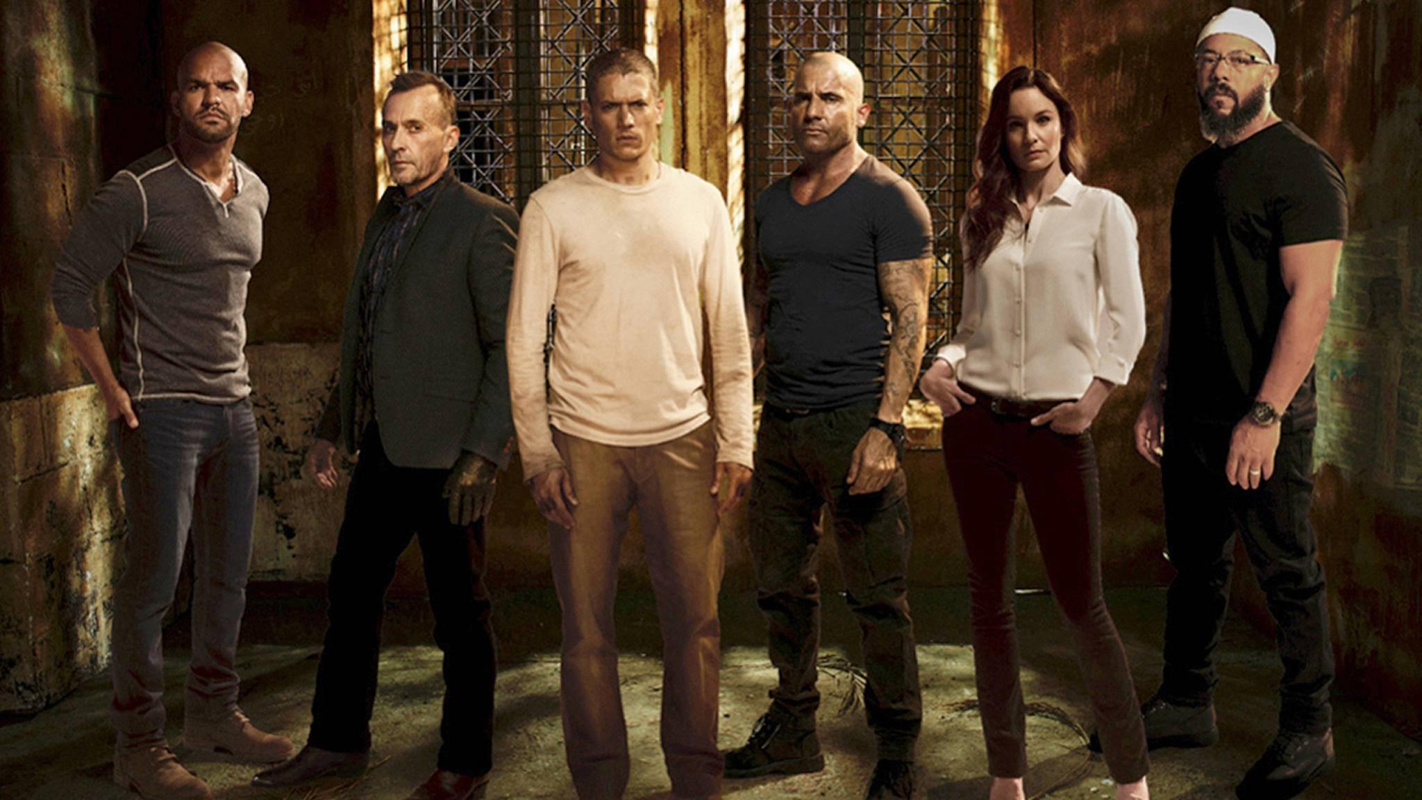 """Kommt Staffel 6 von """"Prison Break"""" jetzt doch?"""