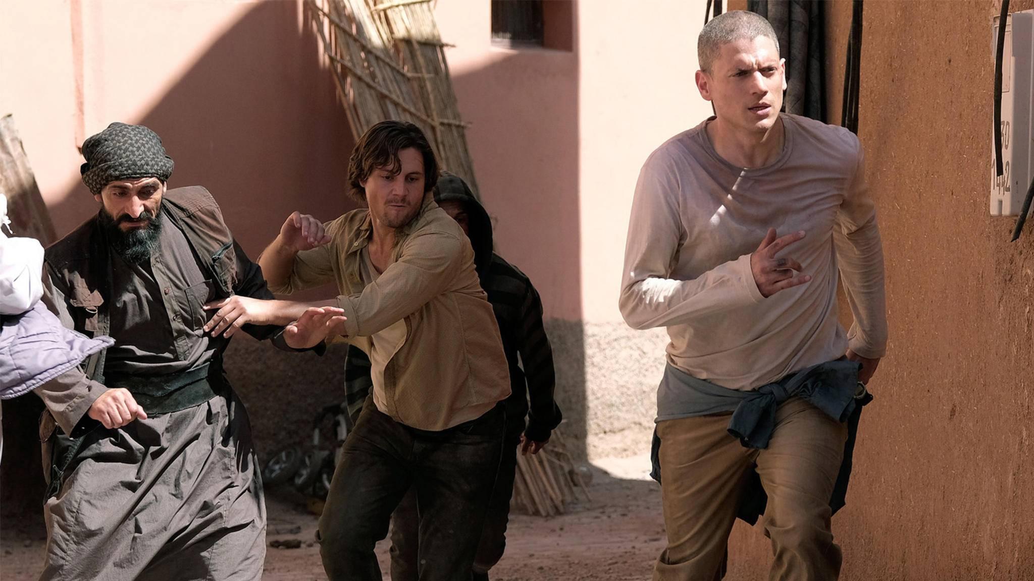 Prison Break Staffel 5 Besetzung