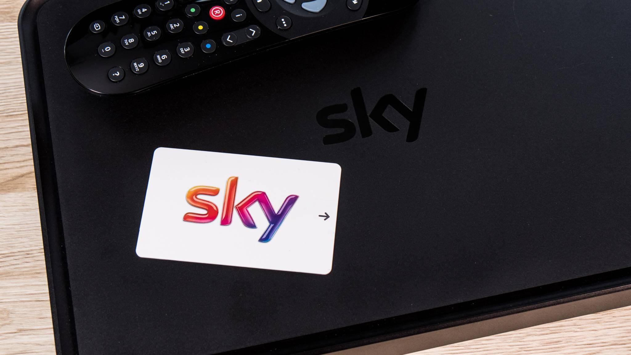 Reset, Neustart oder auch Zurücksetzen: Das kannst Du bei Problemen mit dem Sky-Receiver tun.