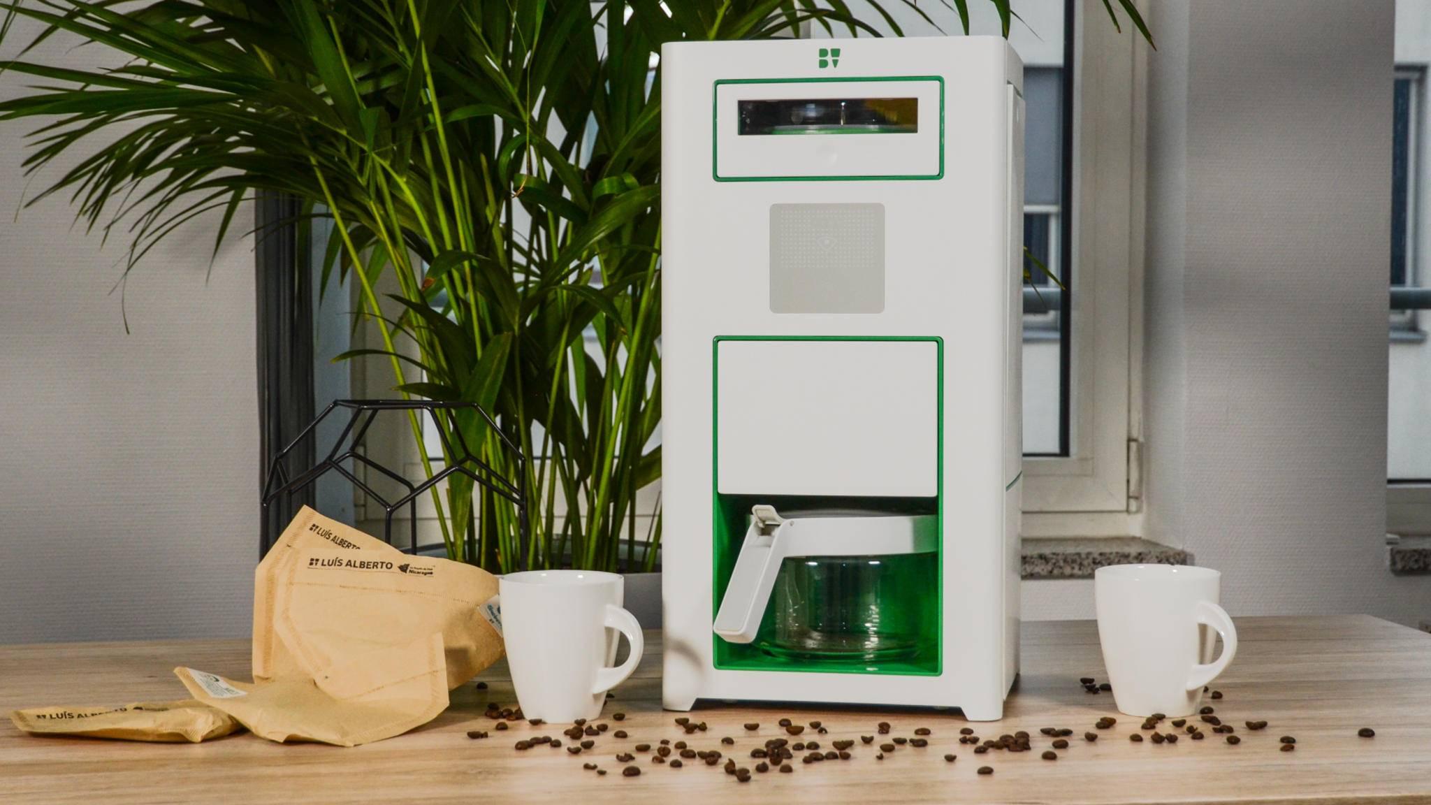 Die Bonaverde Berlin versorgte die TURN ON-Redaktion eine Woche lang mit frisch geröstetem Kaffee.