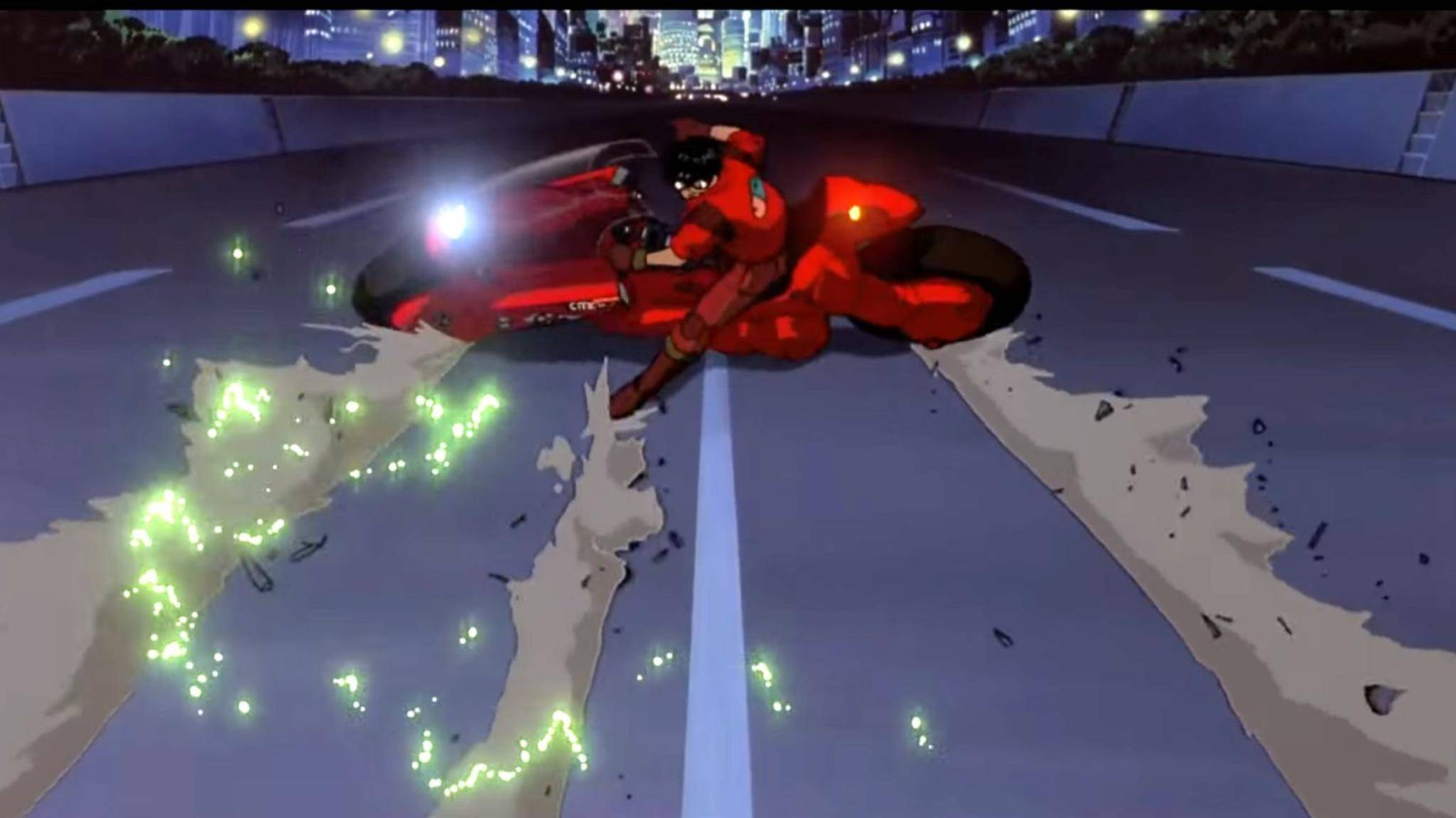 """Dieses Bild sorgt für glänzende Augen: """"Akira"""" ist sowas wie der Heilige Gral der Animes."""