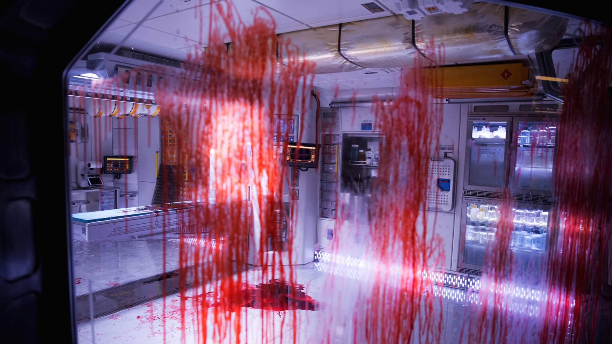 """Auch in """"Alien: Covenant"""" geht es wieder blutig zu!"""