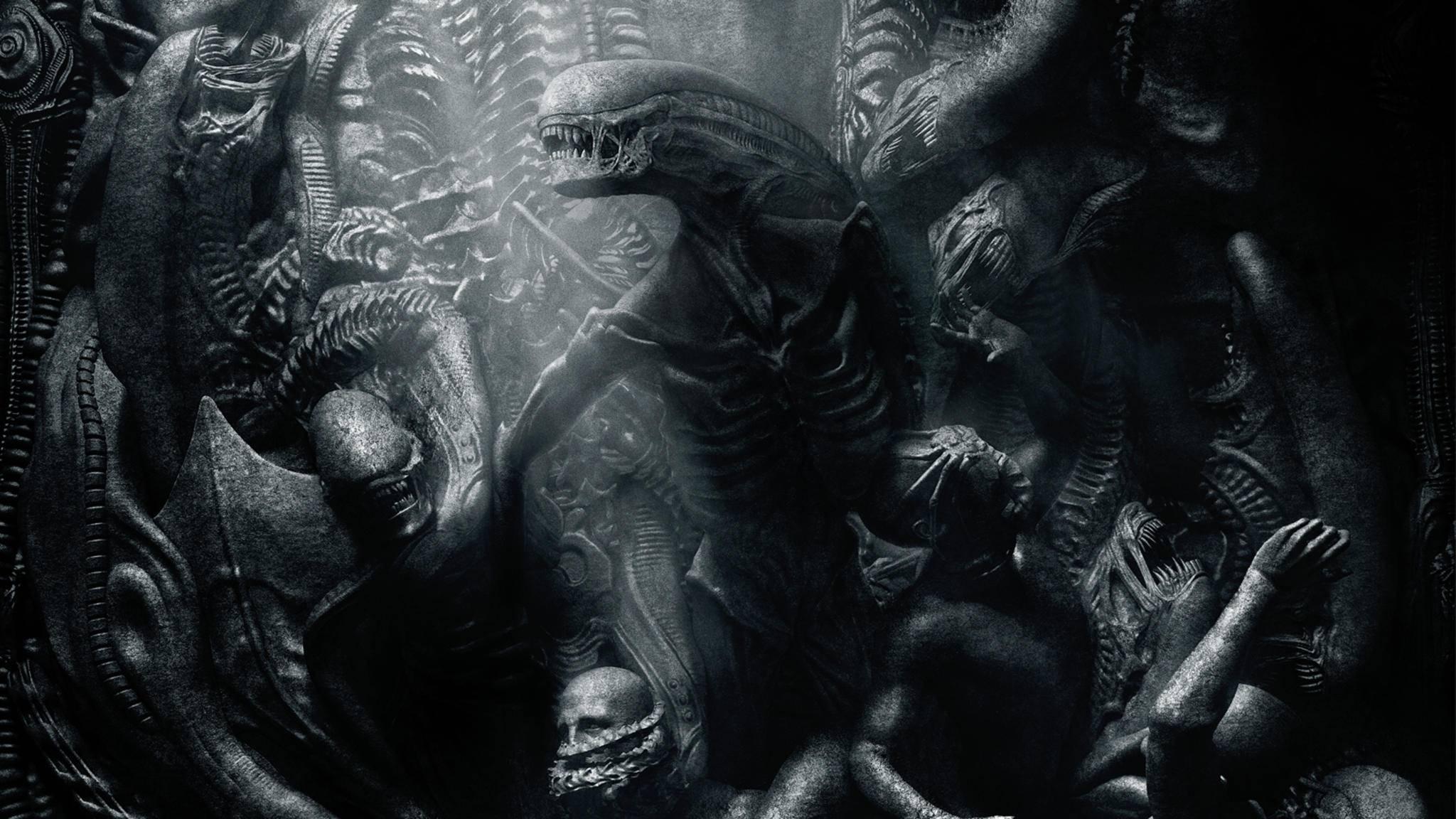 """Die Heimkinofassung von"""" Alien: Covenant"""" bringt jede Menge Extras mit."""
