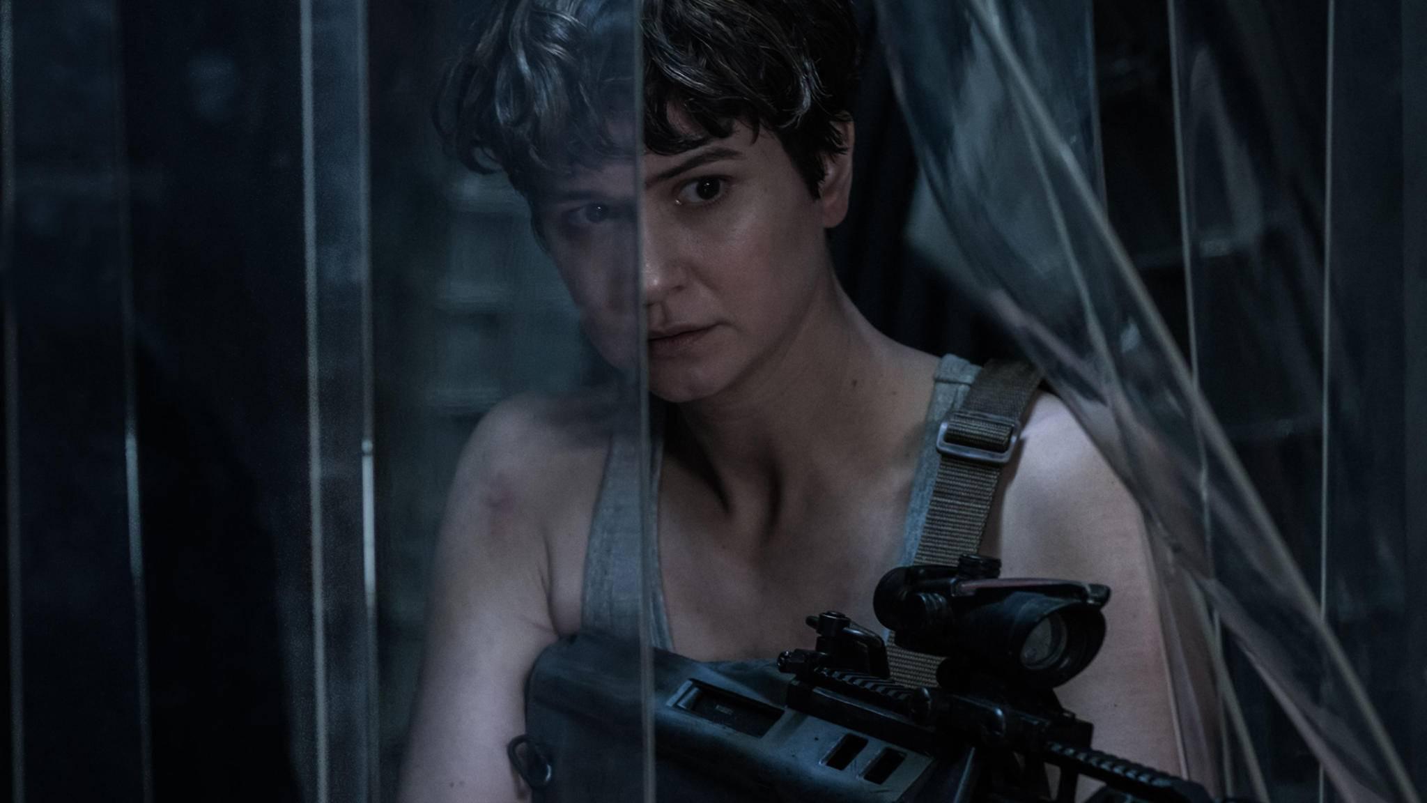 """In """"Alien: Covenant"""" bahnen sich erneut Xenomorphen ihren Weg ins Raumschiff."""