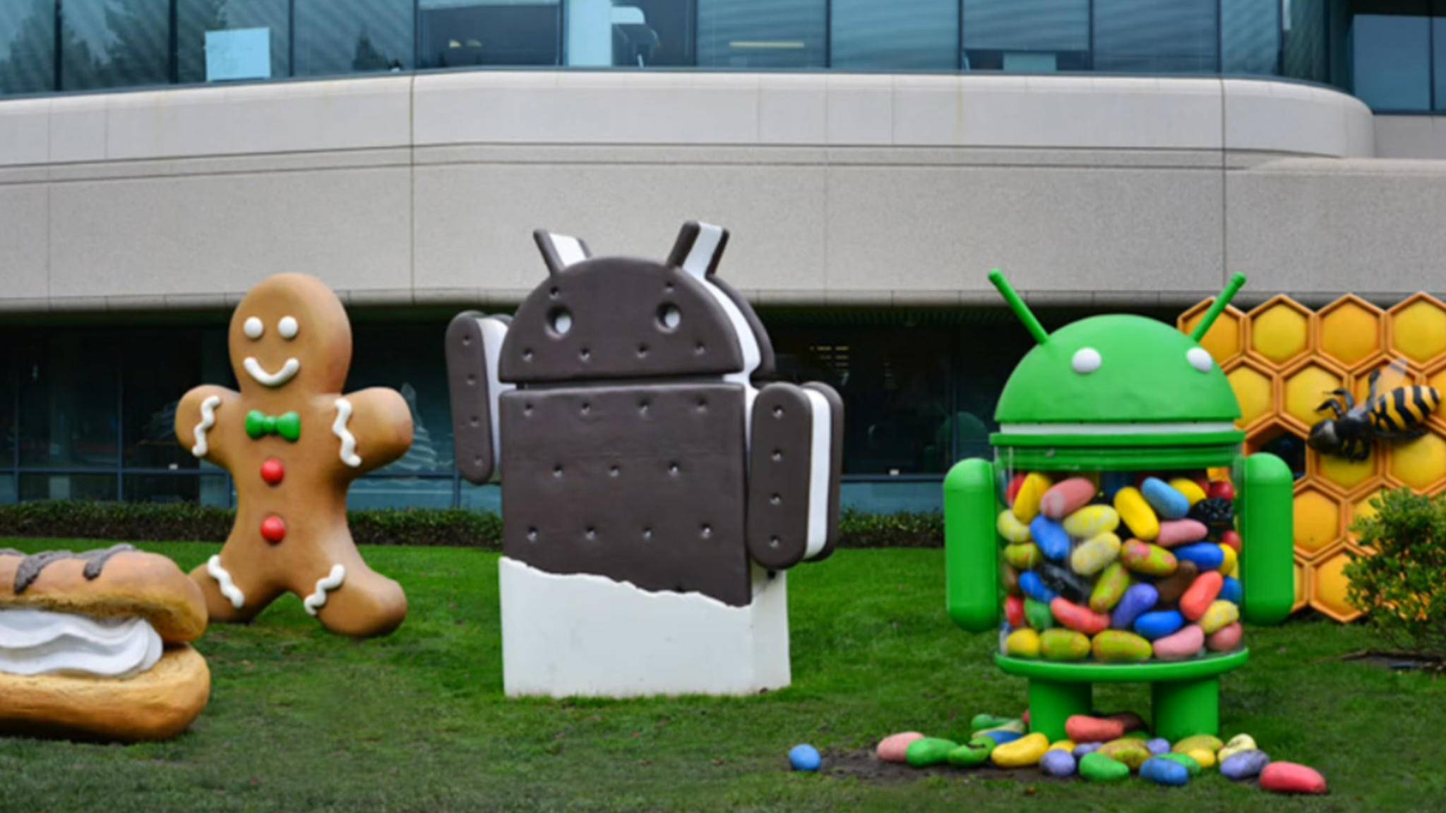 Android 8.0 Oreo? Android O ist jetzt offiziell – der volle Name allerdings noch nicht.