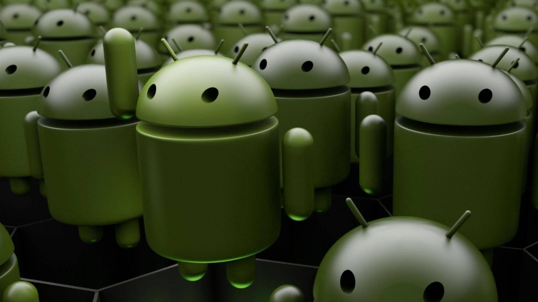 Mit dem Geräte-Manager hältst Du Deine Androiden unter Kontrolle.