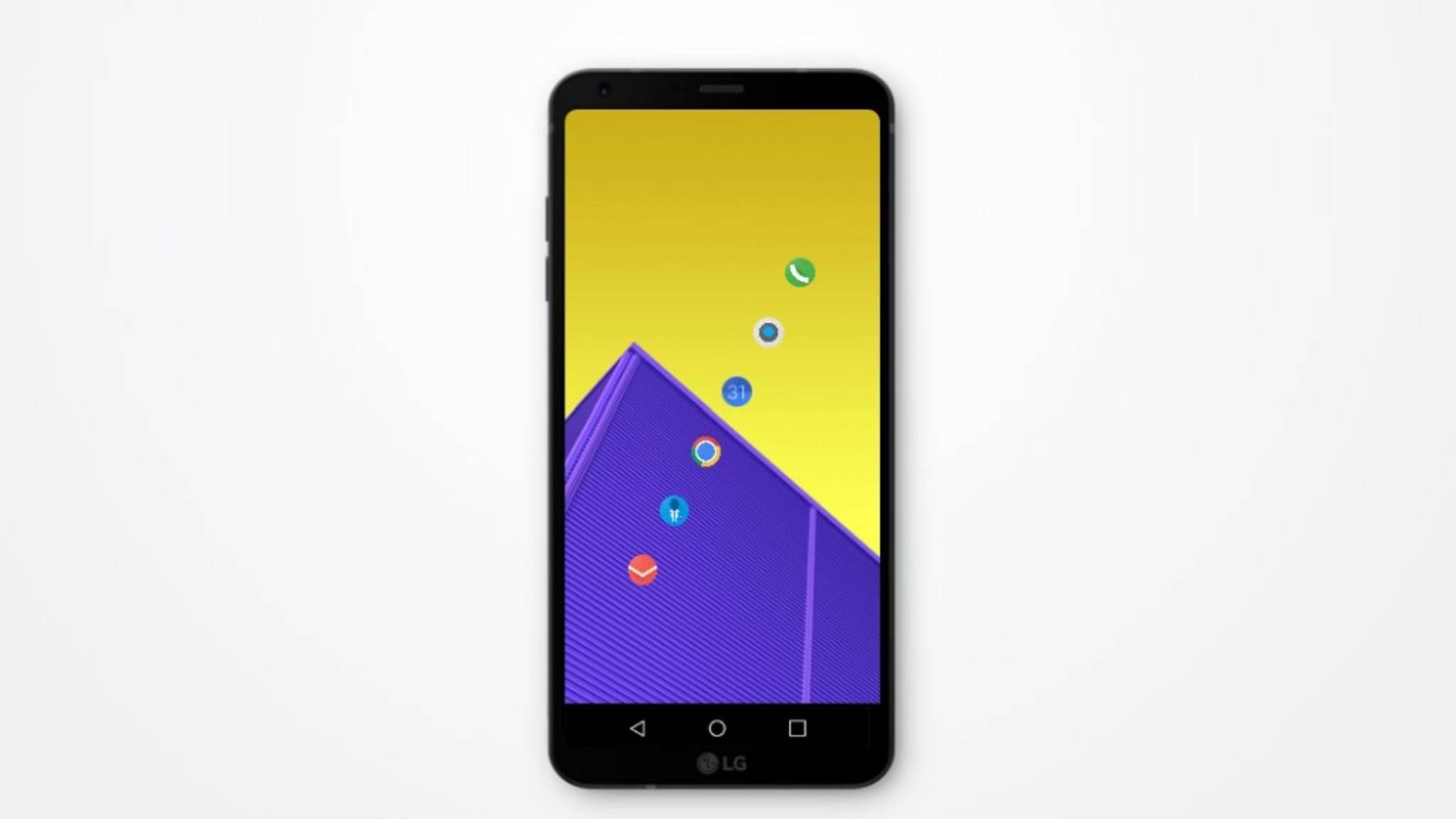 Mit dem Taste-Test findet Google ein passendes Design für Dein Android-Gerät.