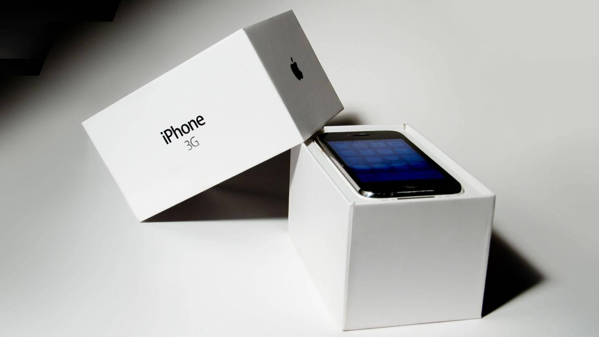 Laut Apple war nur das iPhone 3G von einer nun aufgedeckten Sicherheitslücke betroffen.