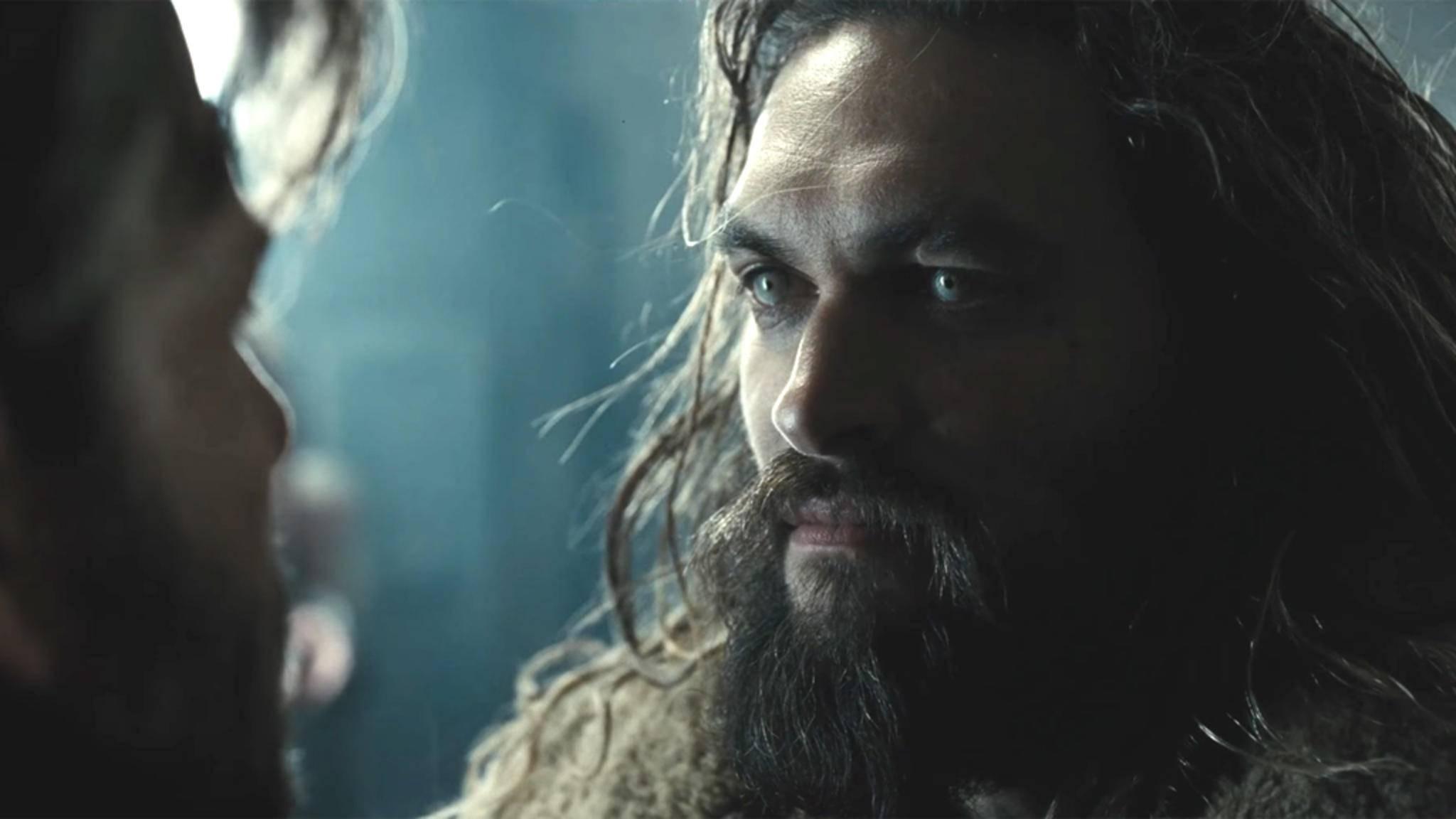 2018 geht's rund! Dann nämlich macht Jason Momoa als Aquaman die Meere unsicher.