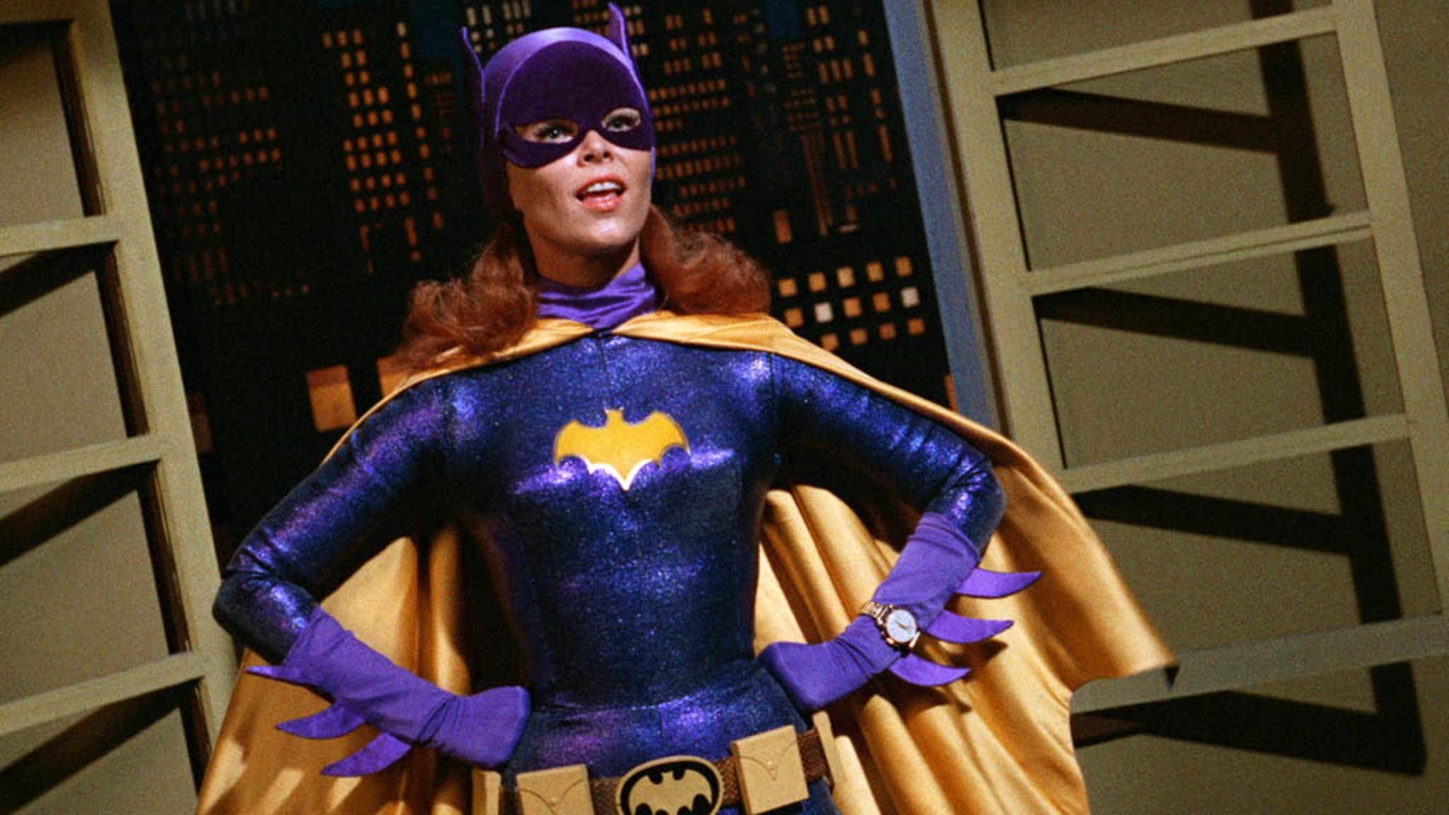 Yvonne Craig mimte in den 1960er-Jahren das Batgirl – allerdings nur im TV.