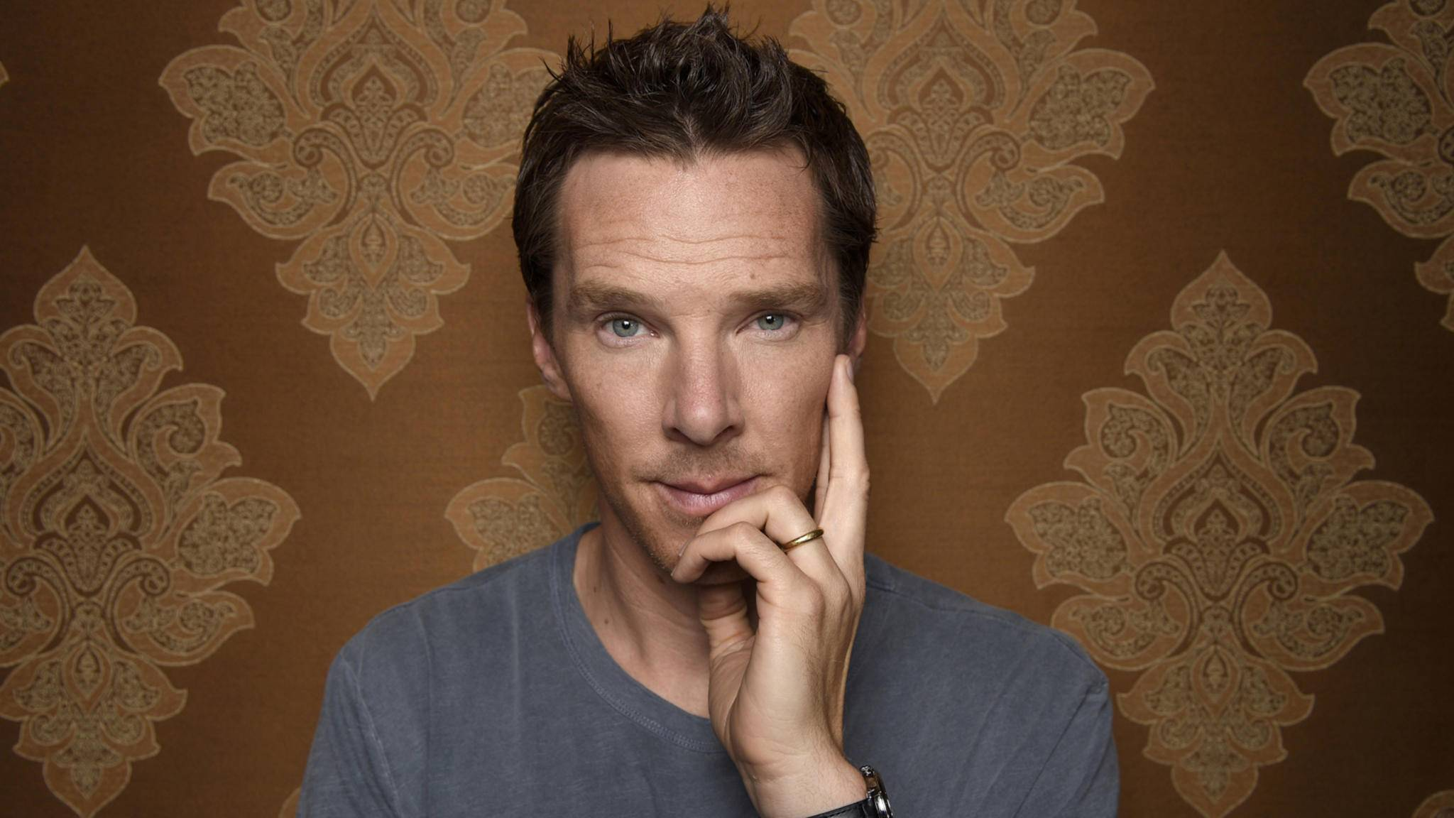 """In """"How to Stop Time"""" spielt Benedict Cumberbatch einen Mann, der nicht älter wird."""