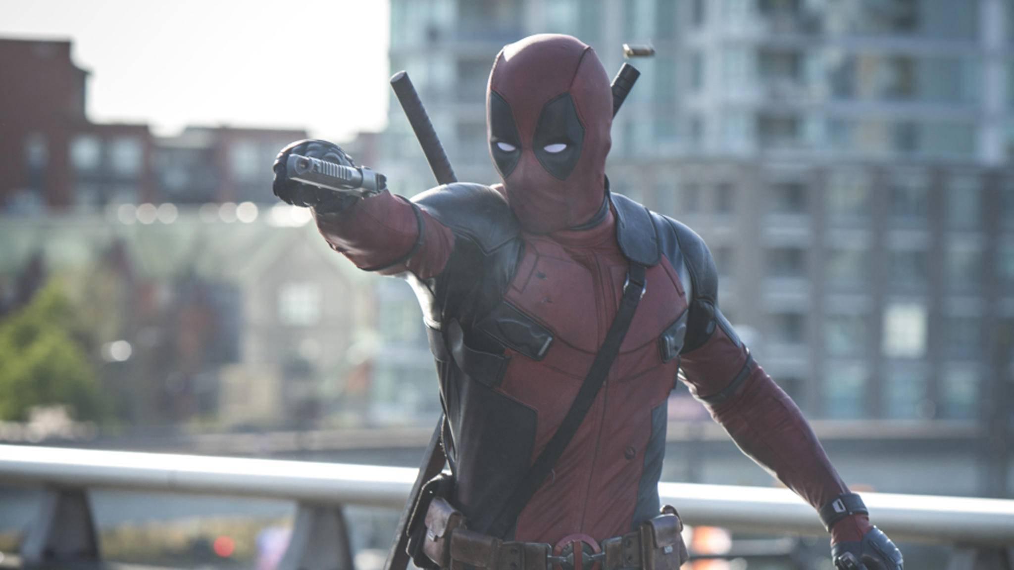 """""""Deadpool""""-Fans sollten den Kinostart von """"Black Panther"""" ins Visier nehmen – denn der bringt den neuen Trailer zum Sequel."""