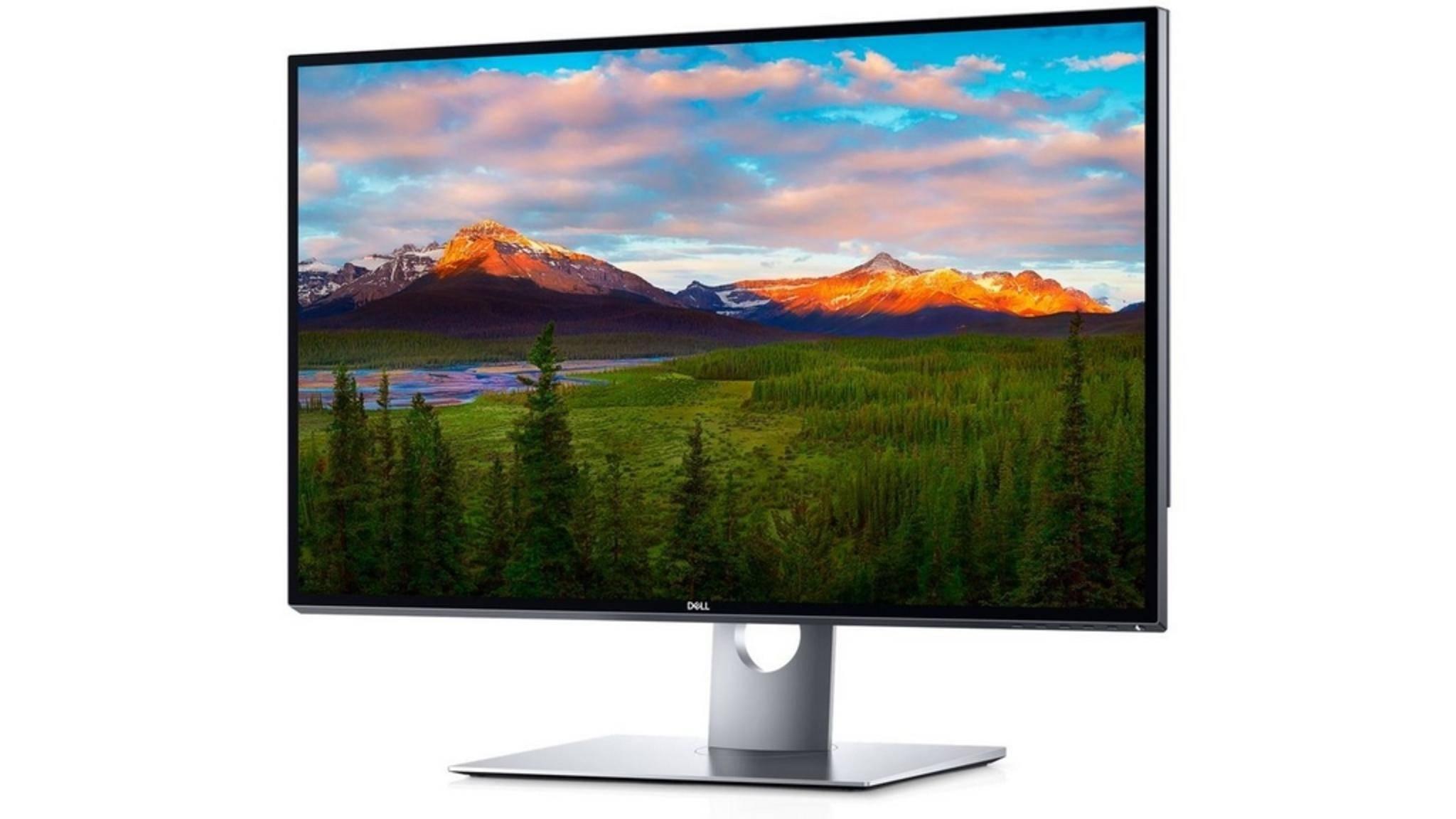 Dell bringt den ersten 8K-Monitor für Endkunden auf den Markt.