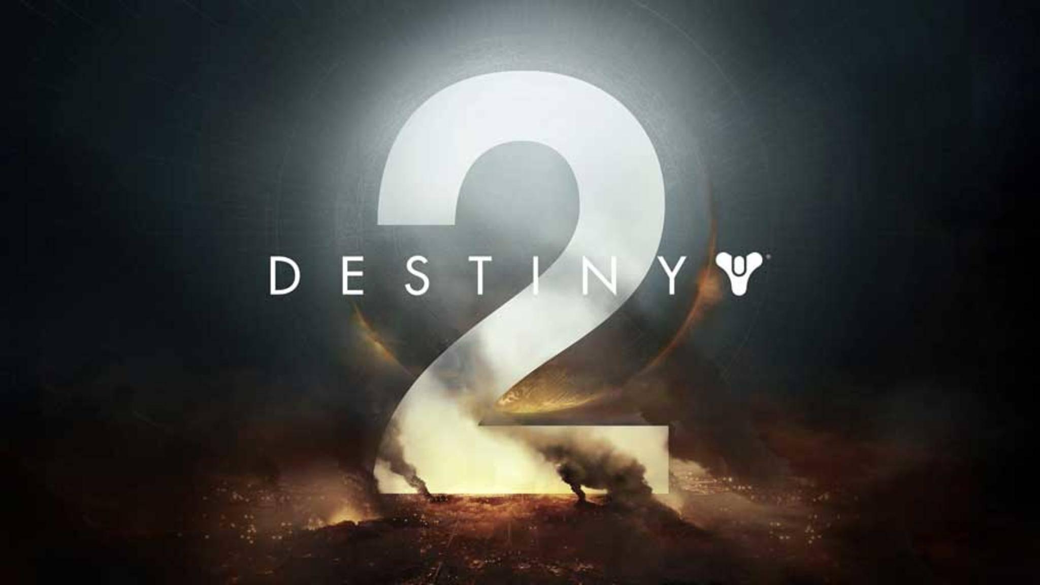 """""""Destiny 2"""": Die Letzte Stadt steht in Flammen."""