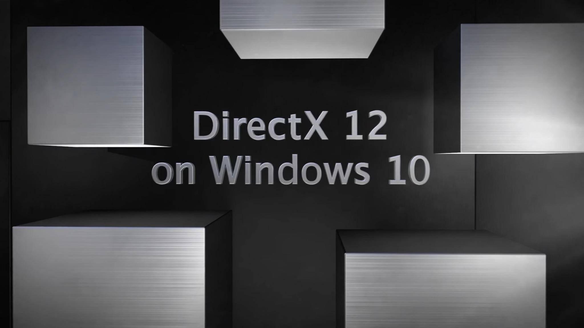 DirectX 12 kannst Du nur mit Windows 10 nutzen.
