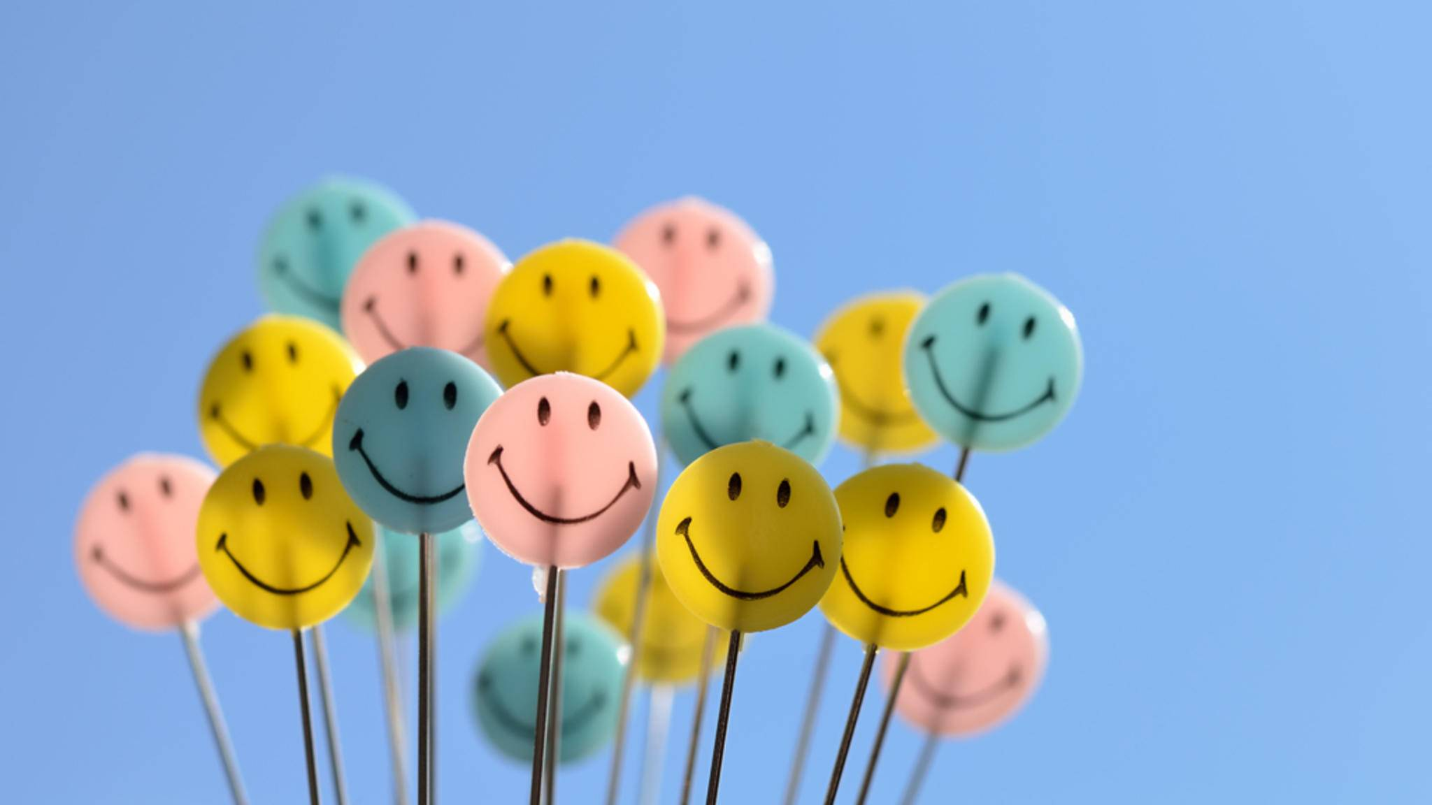 Emojis sorgen nicht nur online für gute Laune.