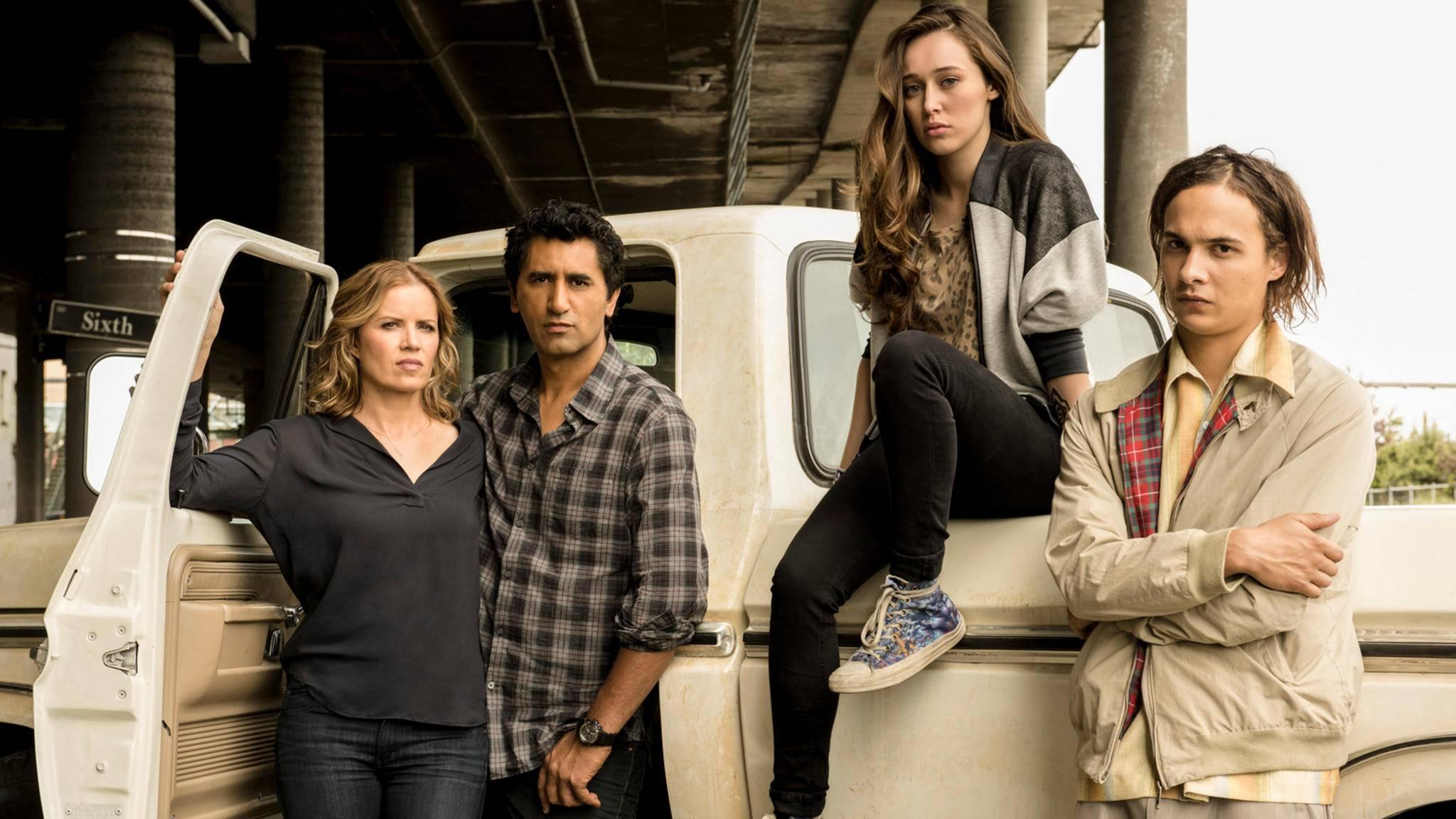 """""""Fear the Walking Dead"""" hat inzwischen schon vier Staffeln."""