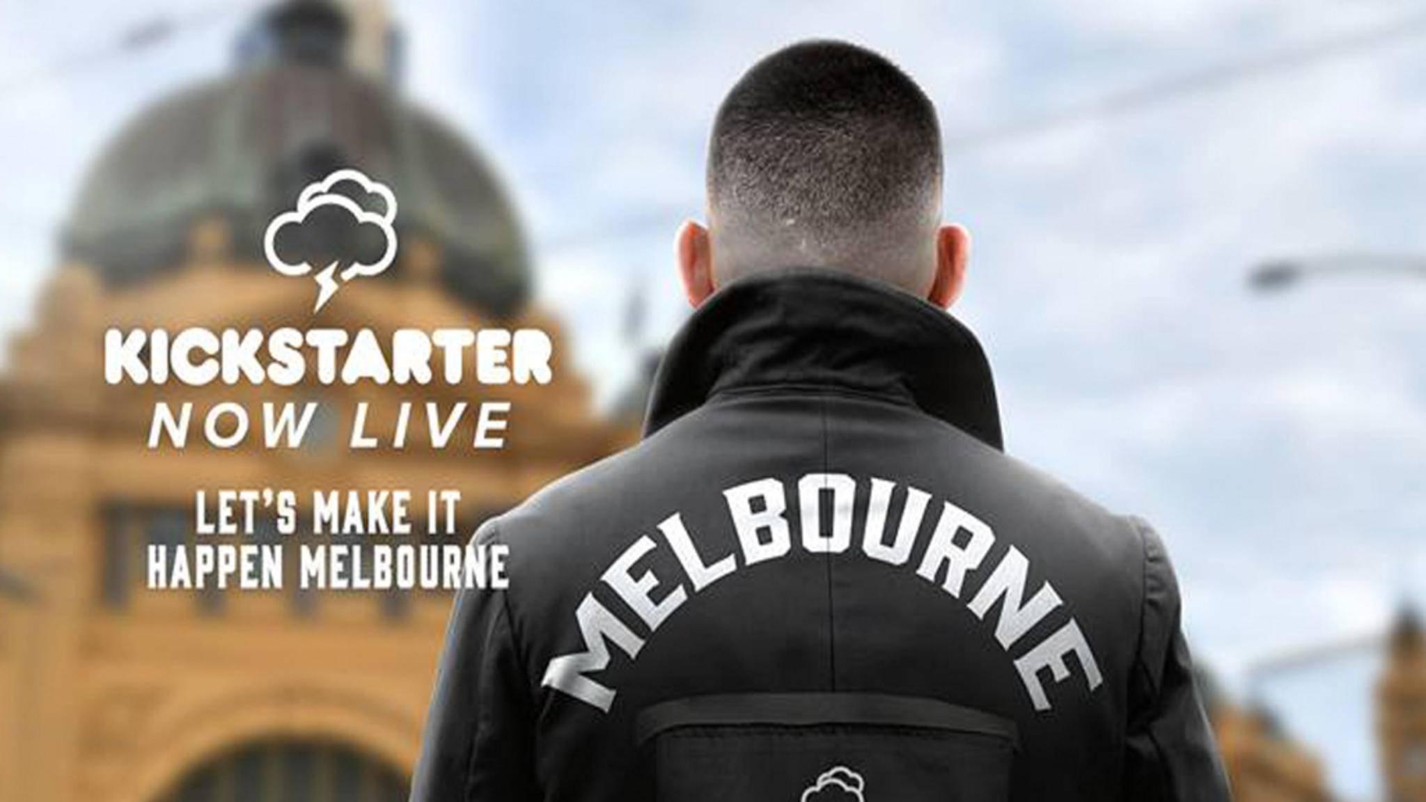 Die Melbourne Jacket lockt auf Kickstarter mit jeder Menge Features.