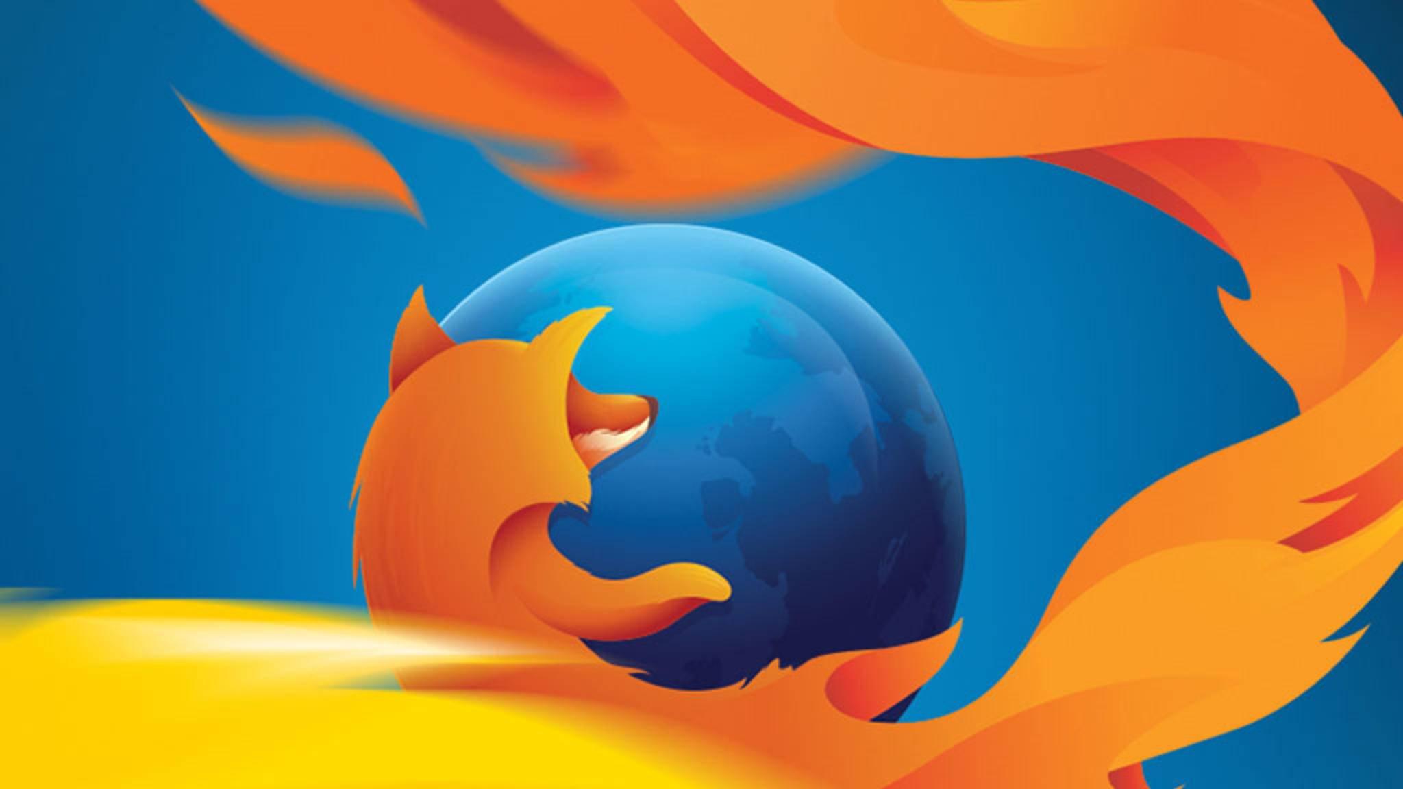 Deutsch oder Englisch? In Firefox lässt sich die Sprache ganz einfach ändern.