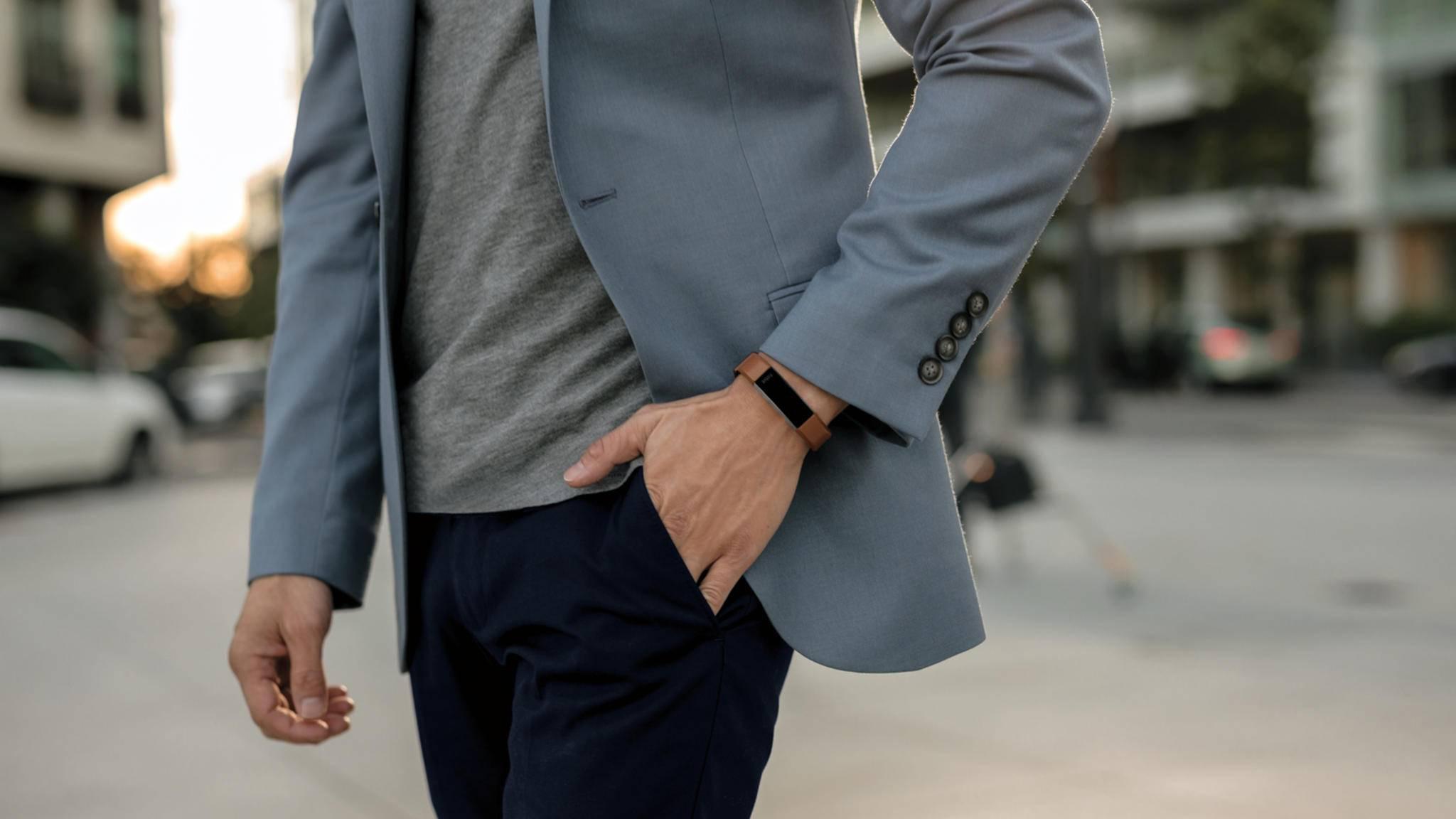 Wearables wie der Fitbit Alta können sogar Krankheiten wie Schlafapnoe und Bluthochdruck erkennen.