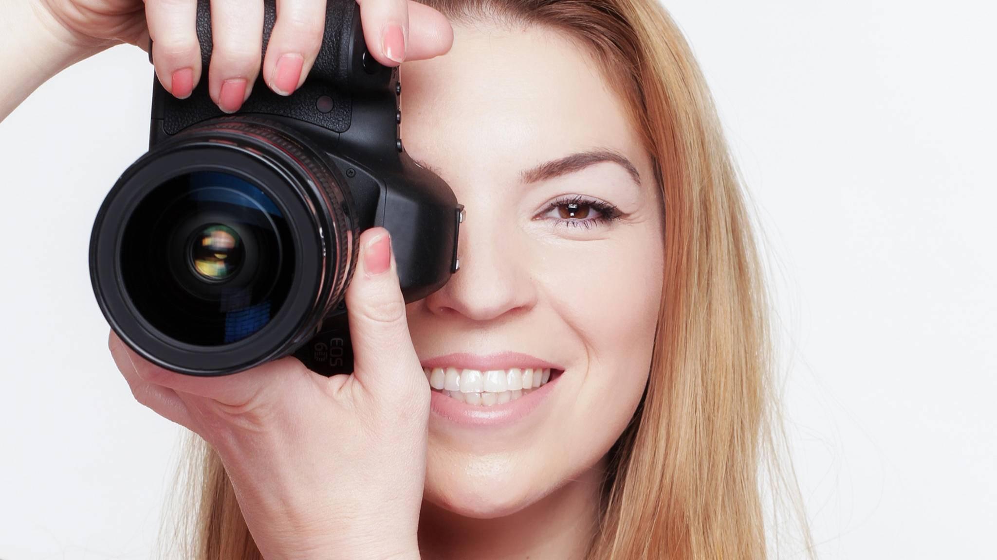 Auch ohne aufwendige Ausrüstung kannst Du richtig gute Fotos machen.