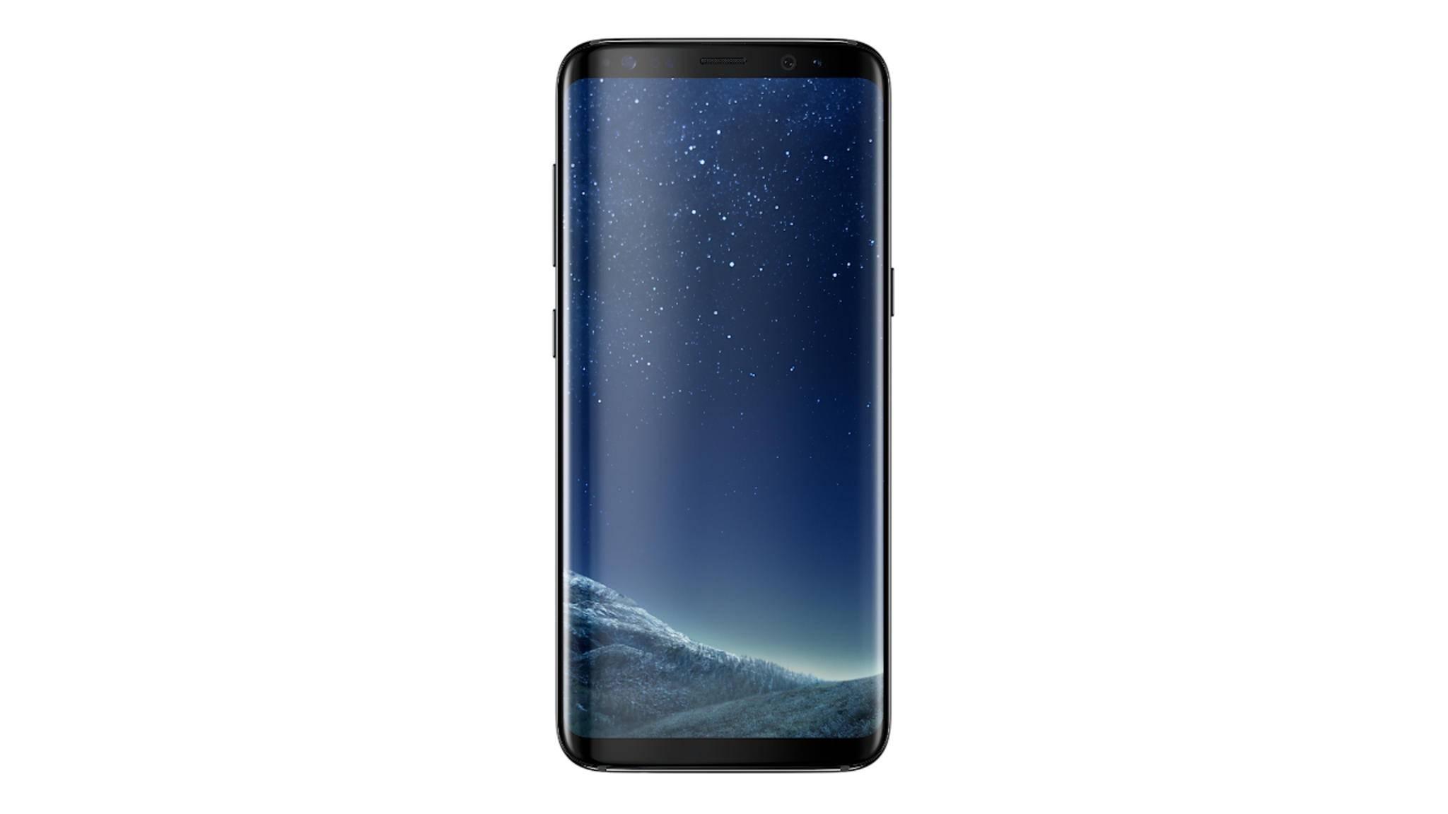 Das Galaxy S8 könnte ein echter Verkaufsschlager werden.