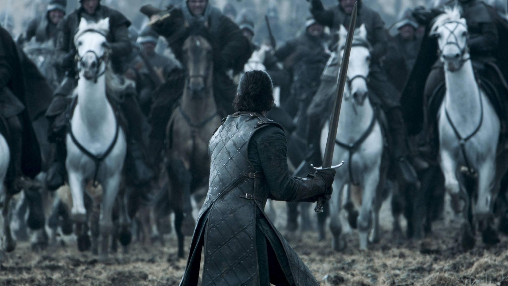 """Die bisherigen Kämpfe in """"Game of Thrones"""" sollen in Staffel 8 übertroffen werden."""